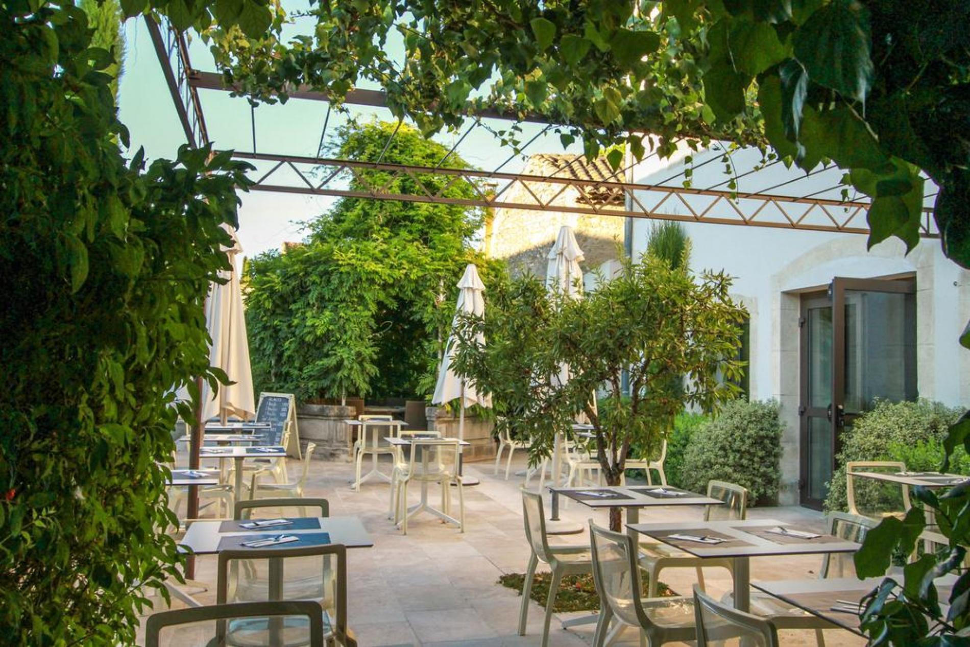Hôtel du Soleil & Spa à Saint Rémy de Provence