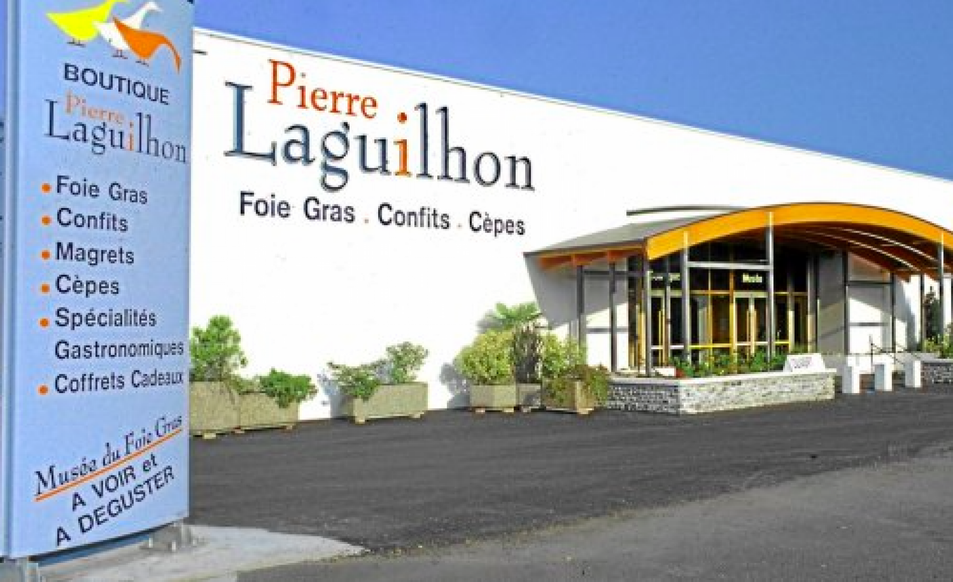 Laguilhon establishment