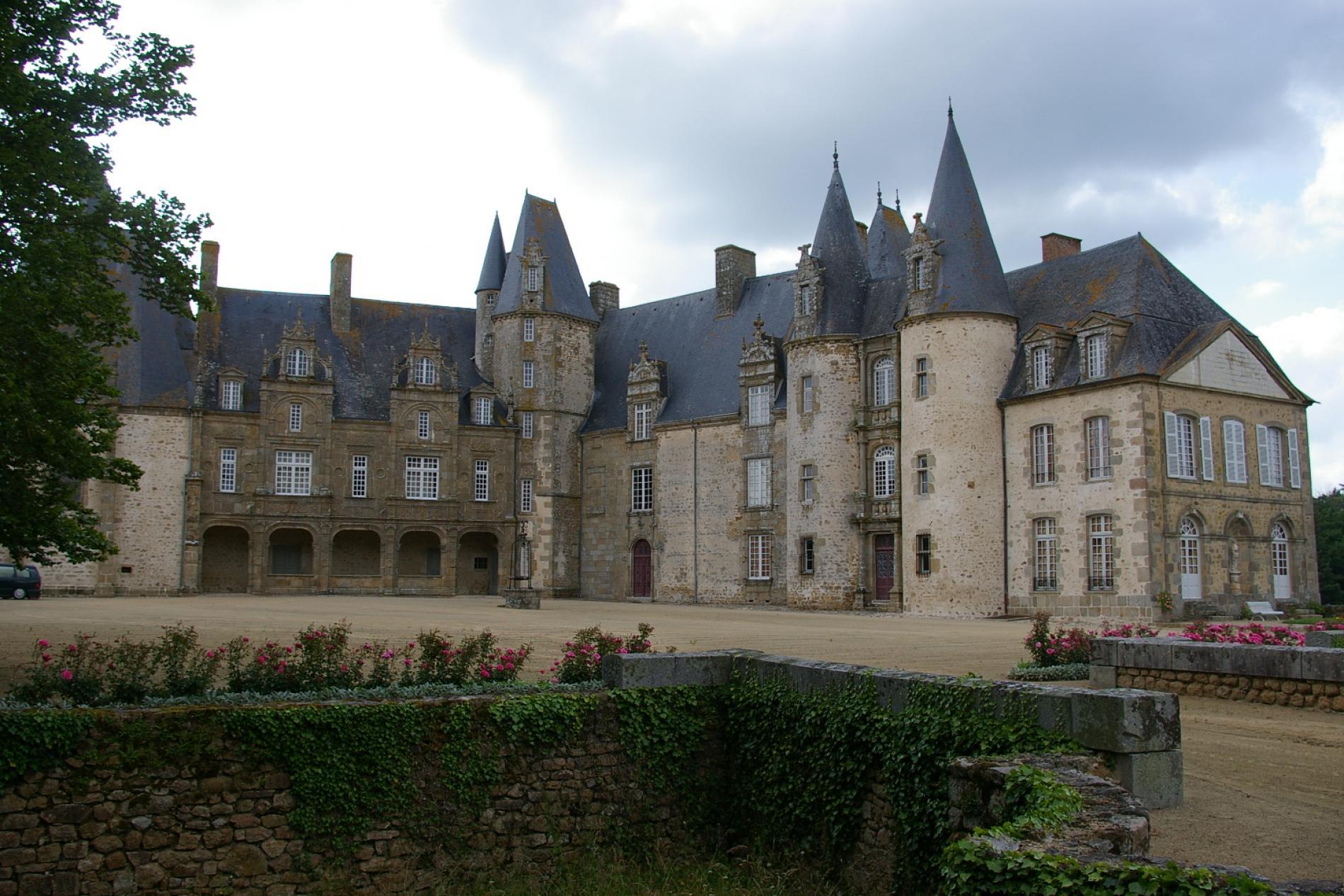 Les châteaux