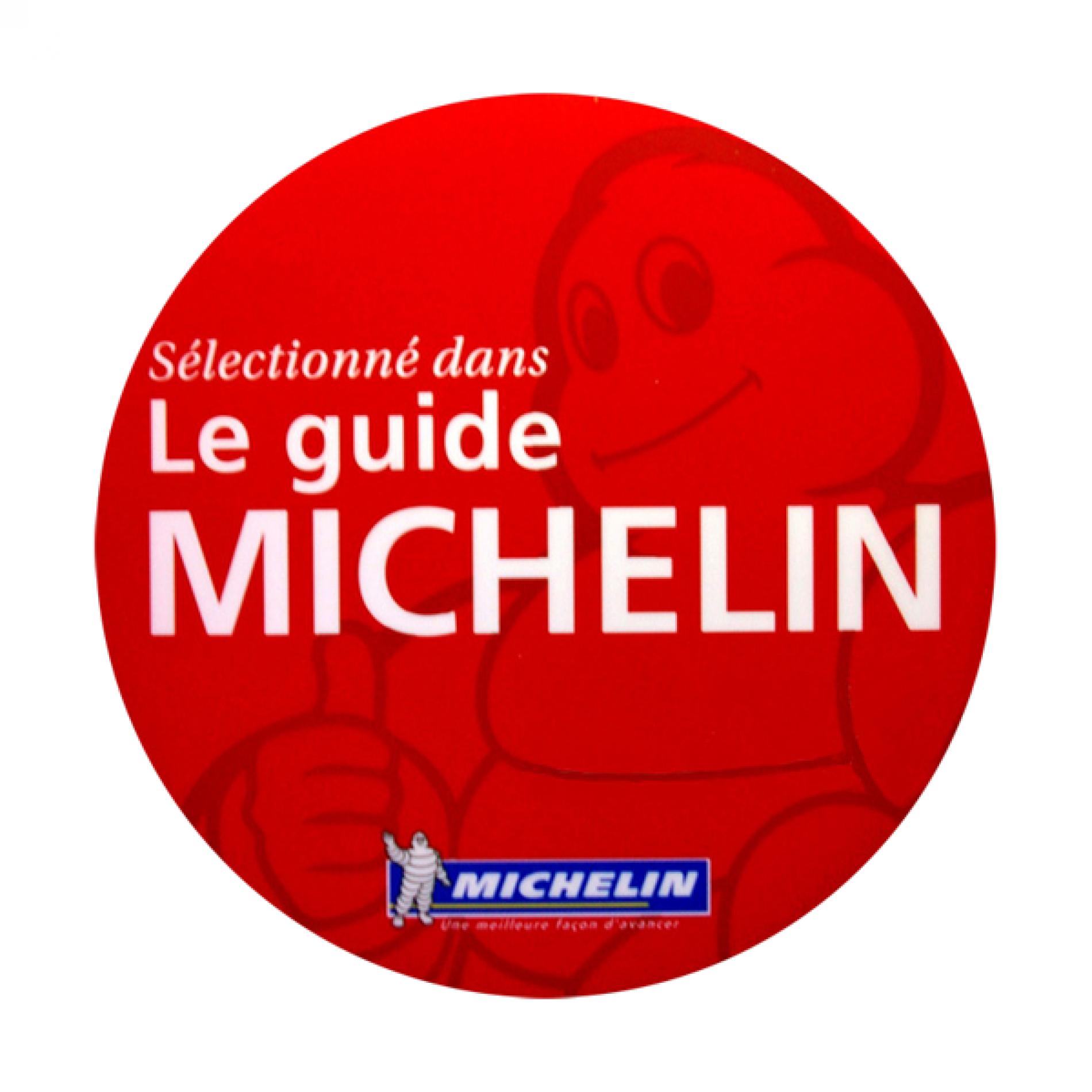 Logo Michelin - Mas du Terme (Barjac)