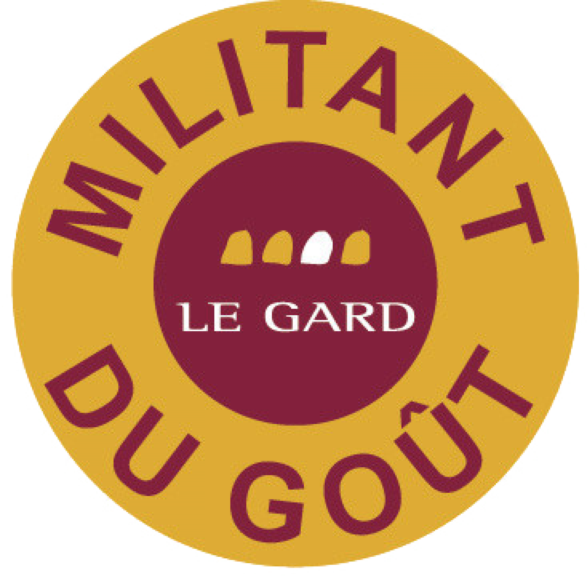 Logo Militant du Goût - Mas du Terme à Barjac