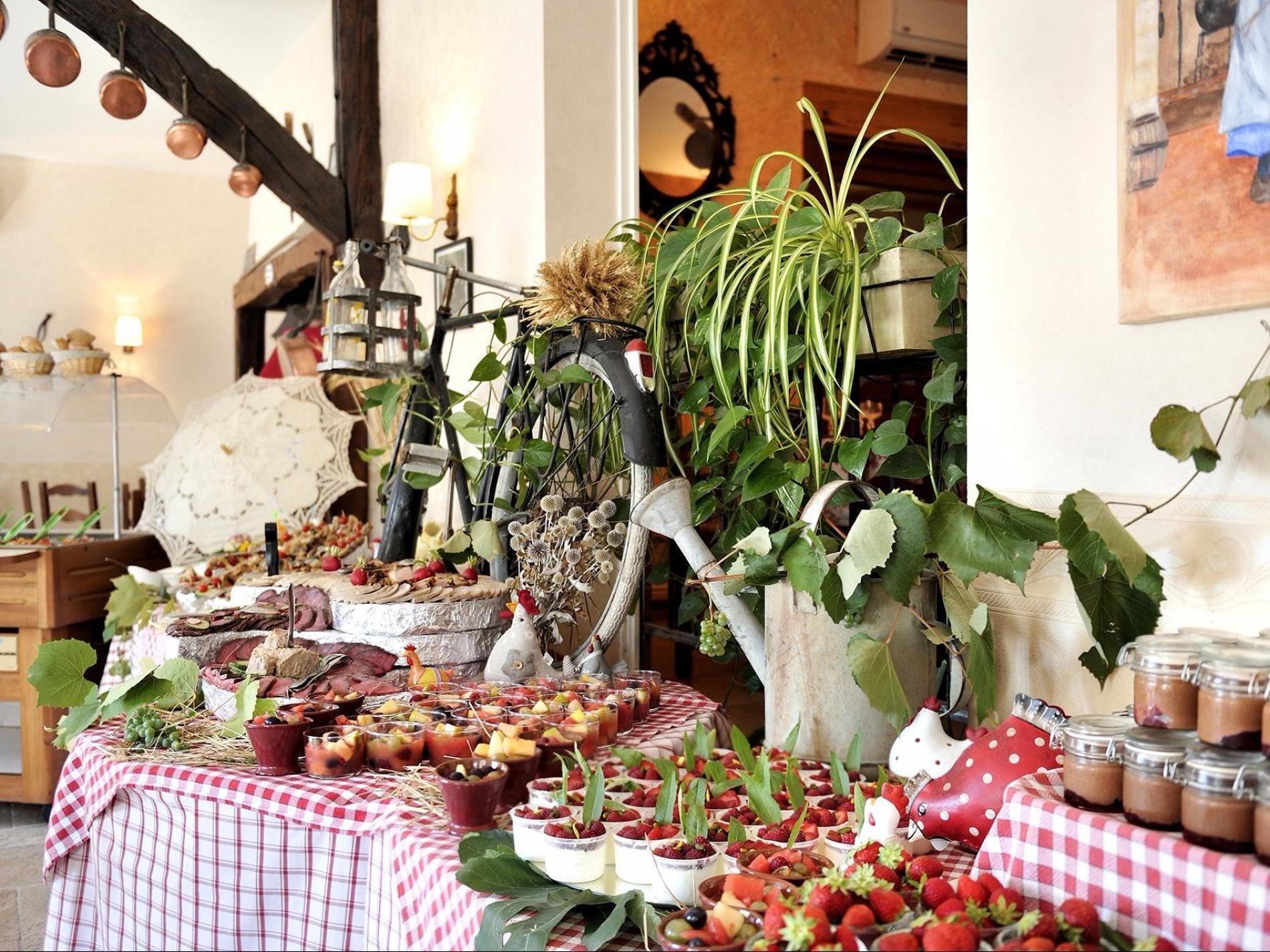 Banquets & Receptions