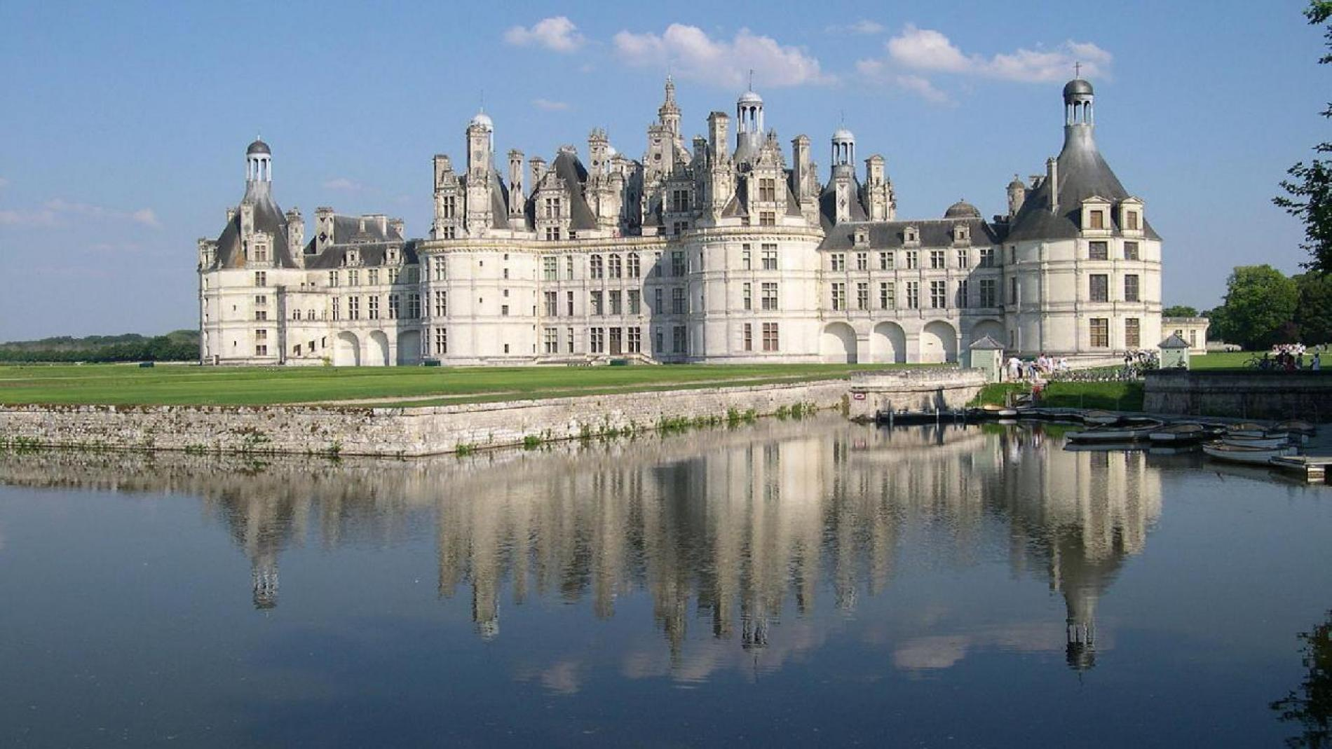 The National Estate of Chambord