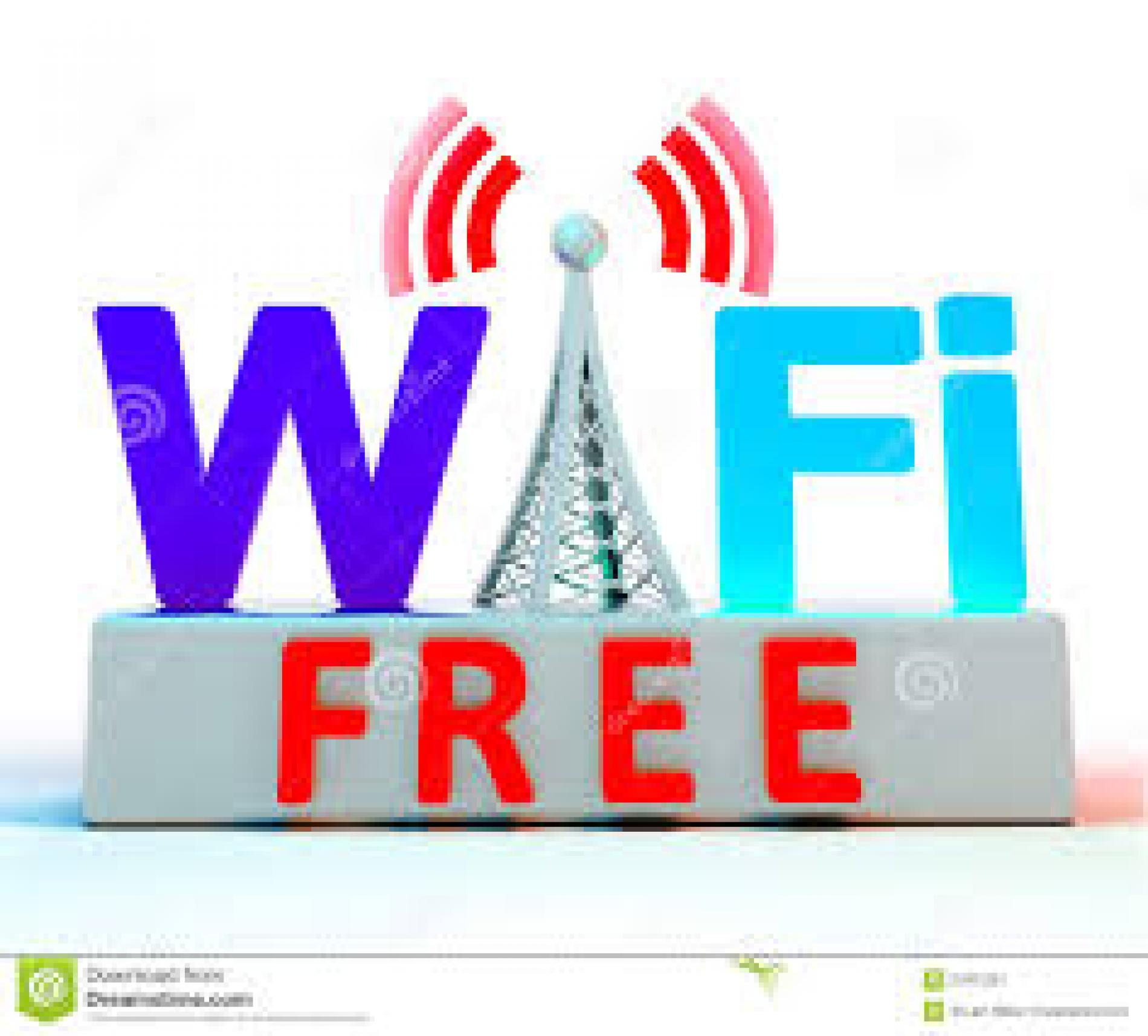 Free WIFI connection