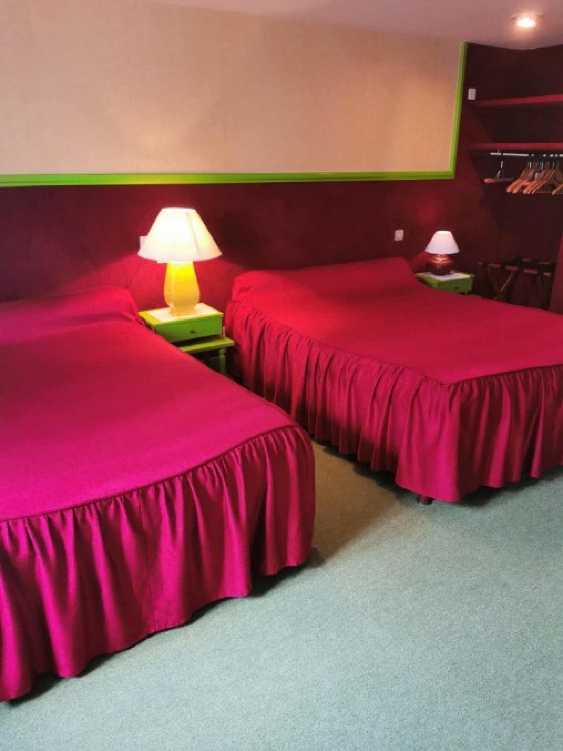 chambre double à 2 lits supérieure