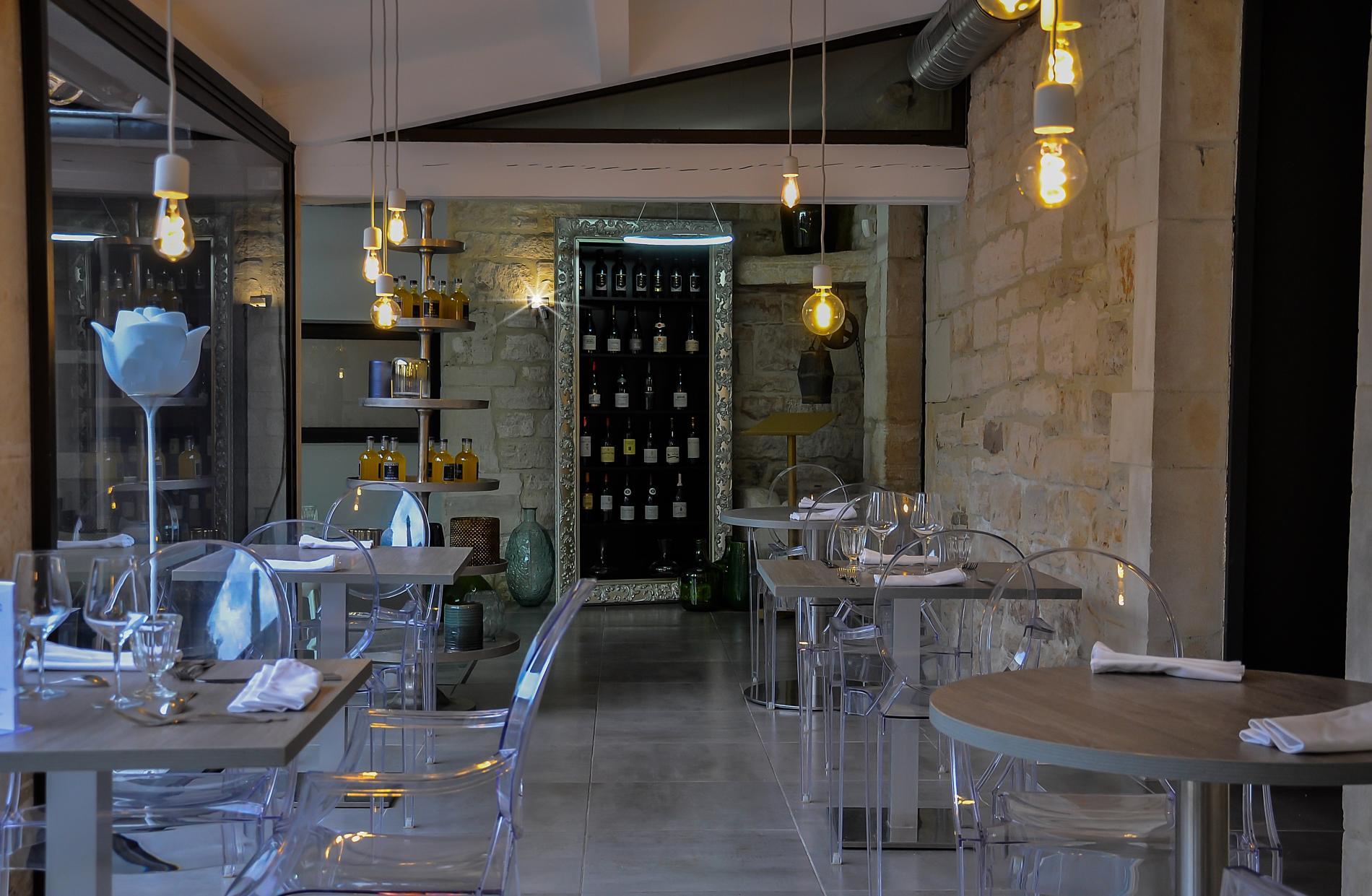 restaurant le Carré des Saveurs, Barjac - Provence