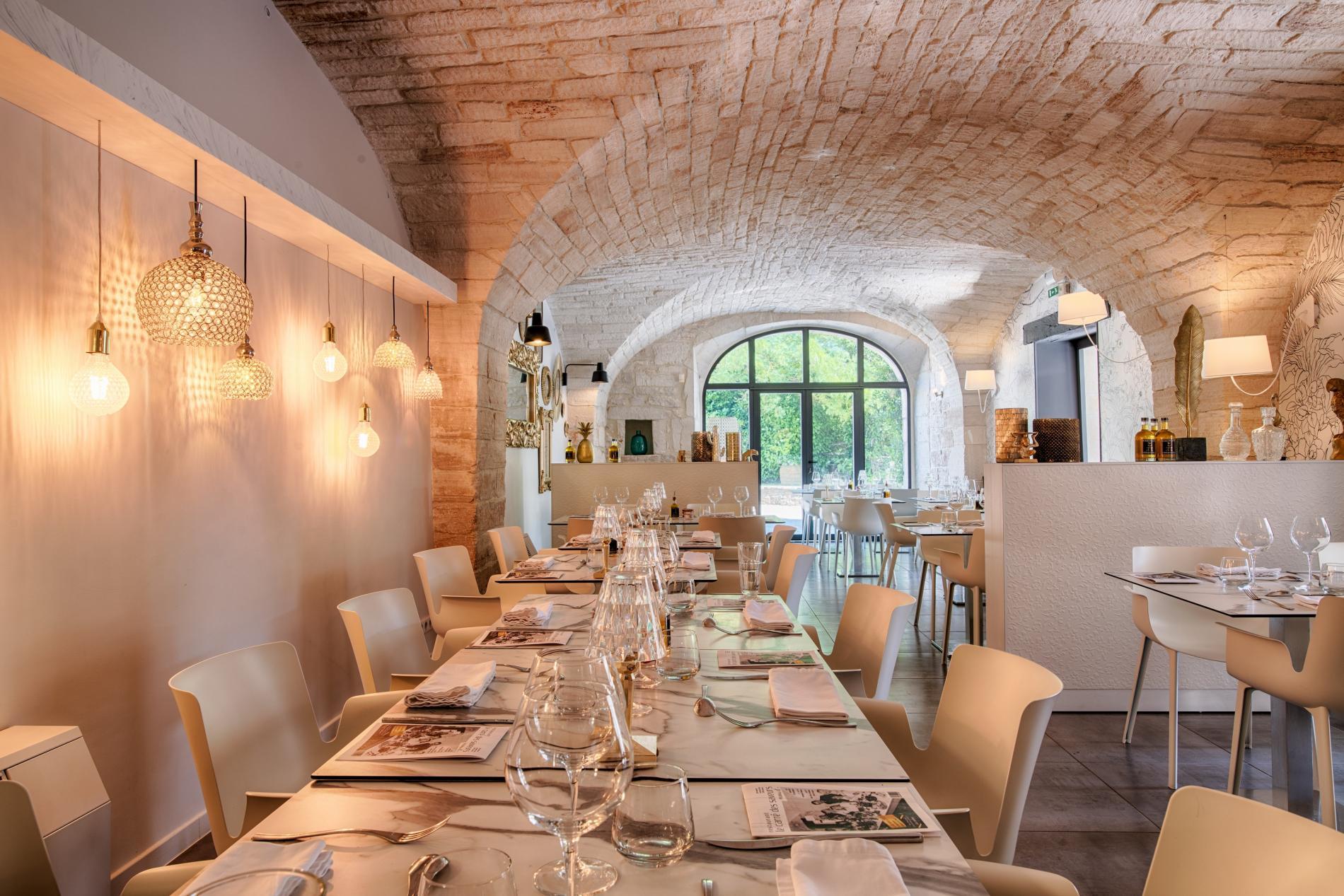 Restaurant Bistronomique Barjac