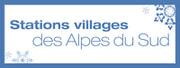 Logo station village des Alpes Sud, Ancelle hôtel Les Autanes