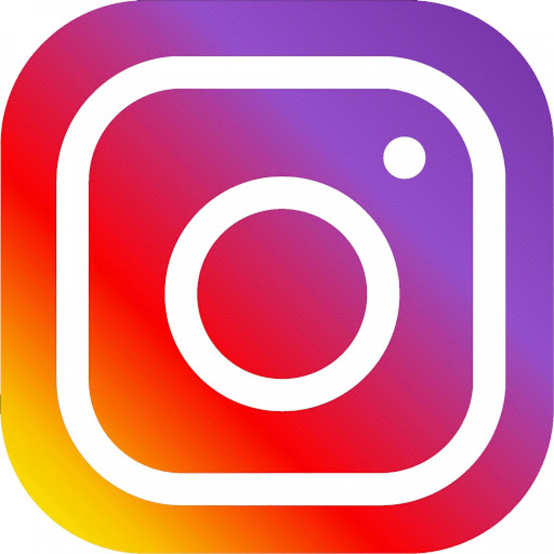 Logo Instagram hôtel le Président Bellegarde