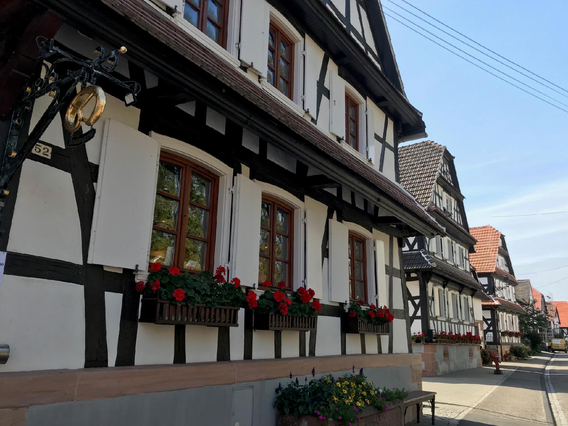 Hunspach : village préféré des Francais en 2020