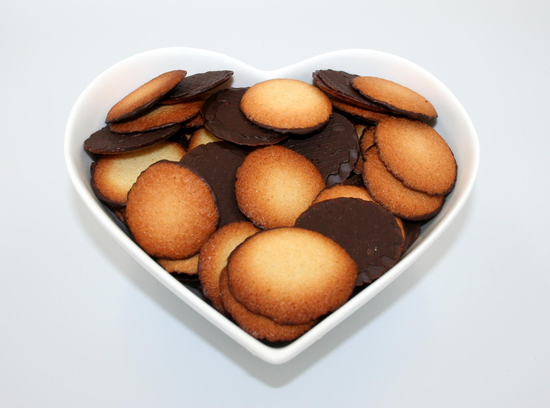 Les Piloufaces : l'association parfaite du chocolat noir et du biscuit