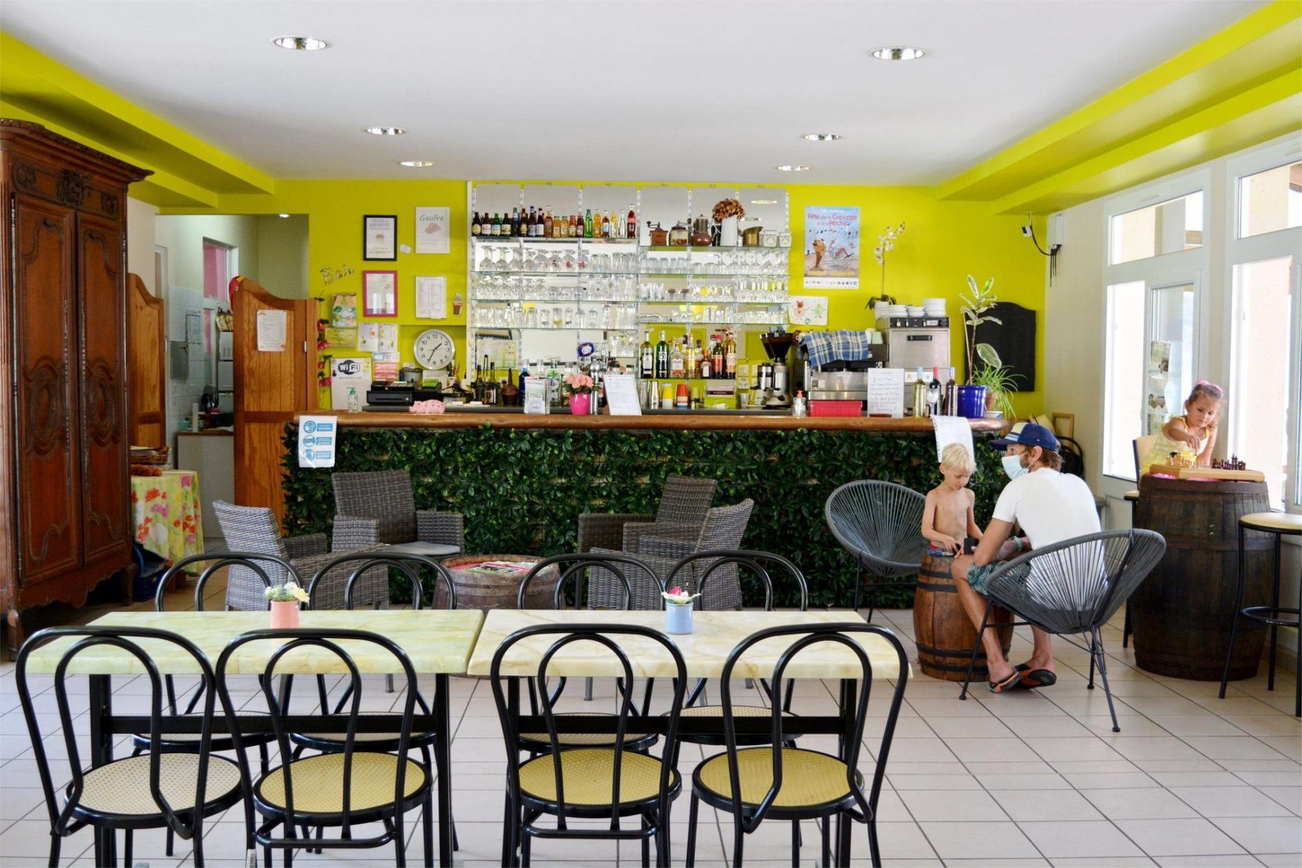 Kroegen, restaurant