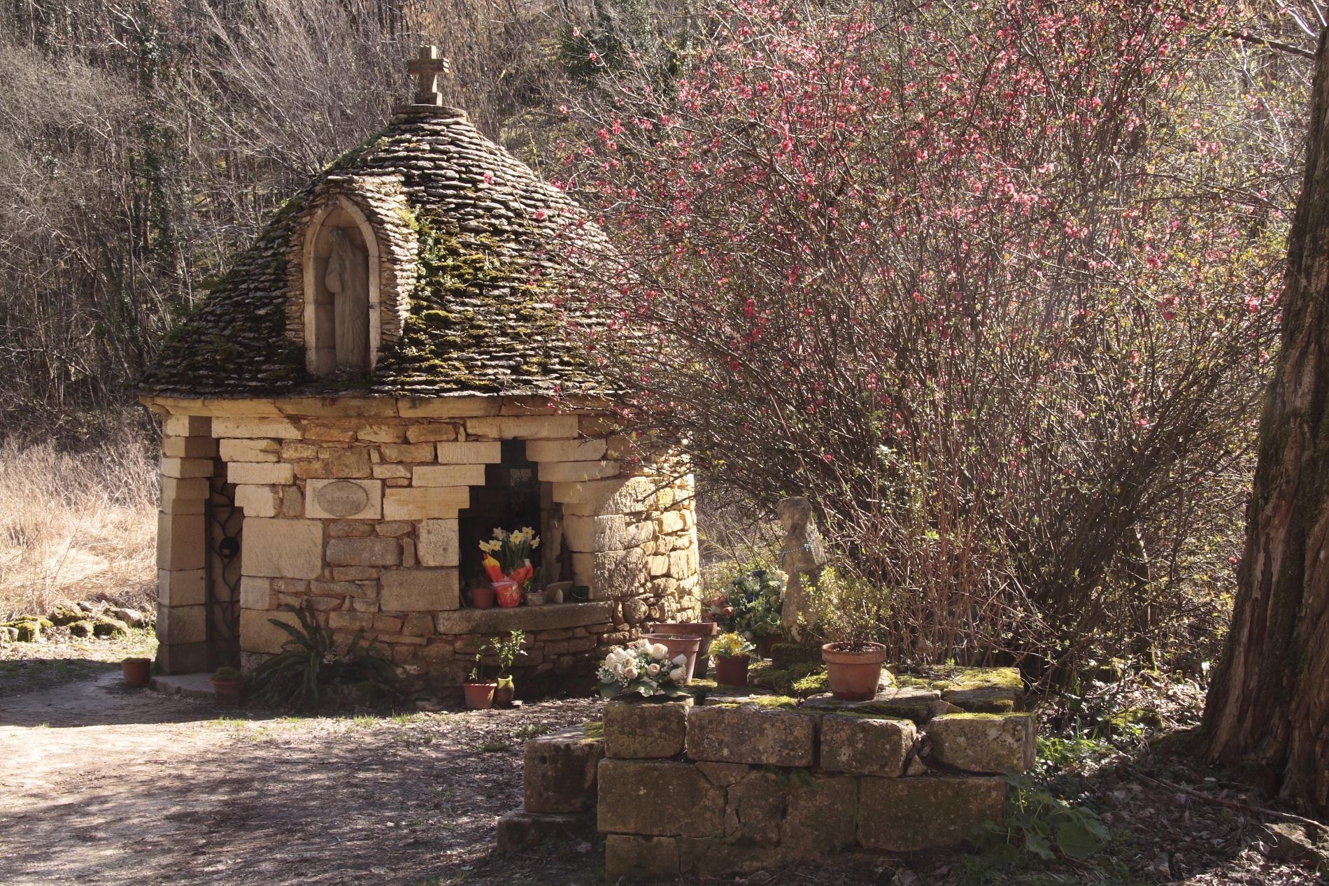 La Chapelle des Apparitions de Redon Espic