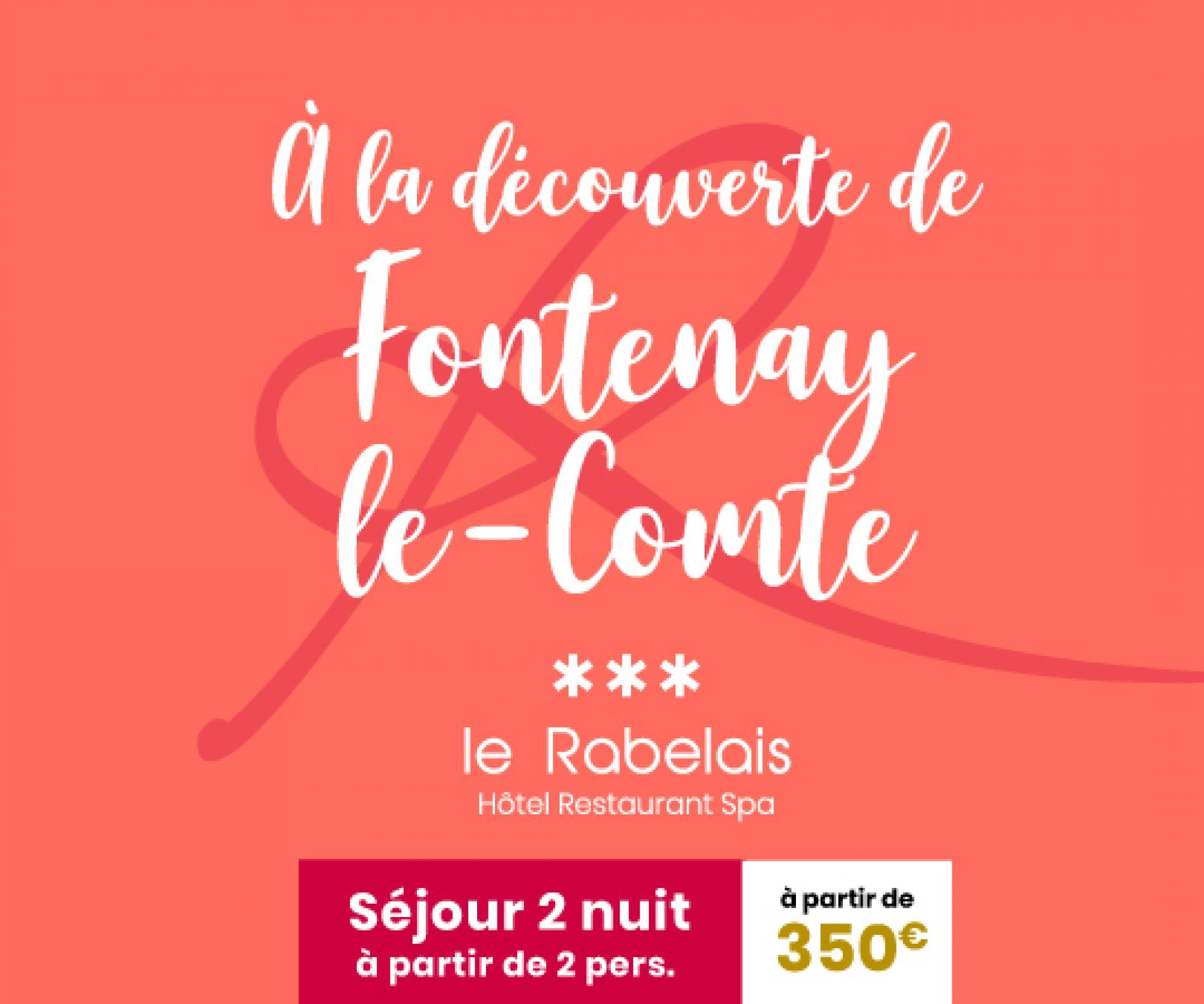A la découverte de Fontenay le Comte
