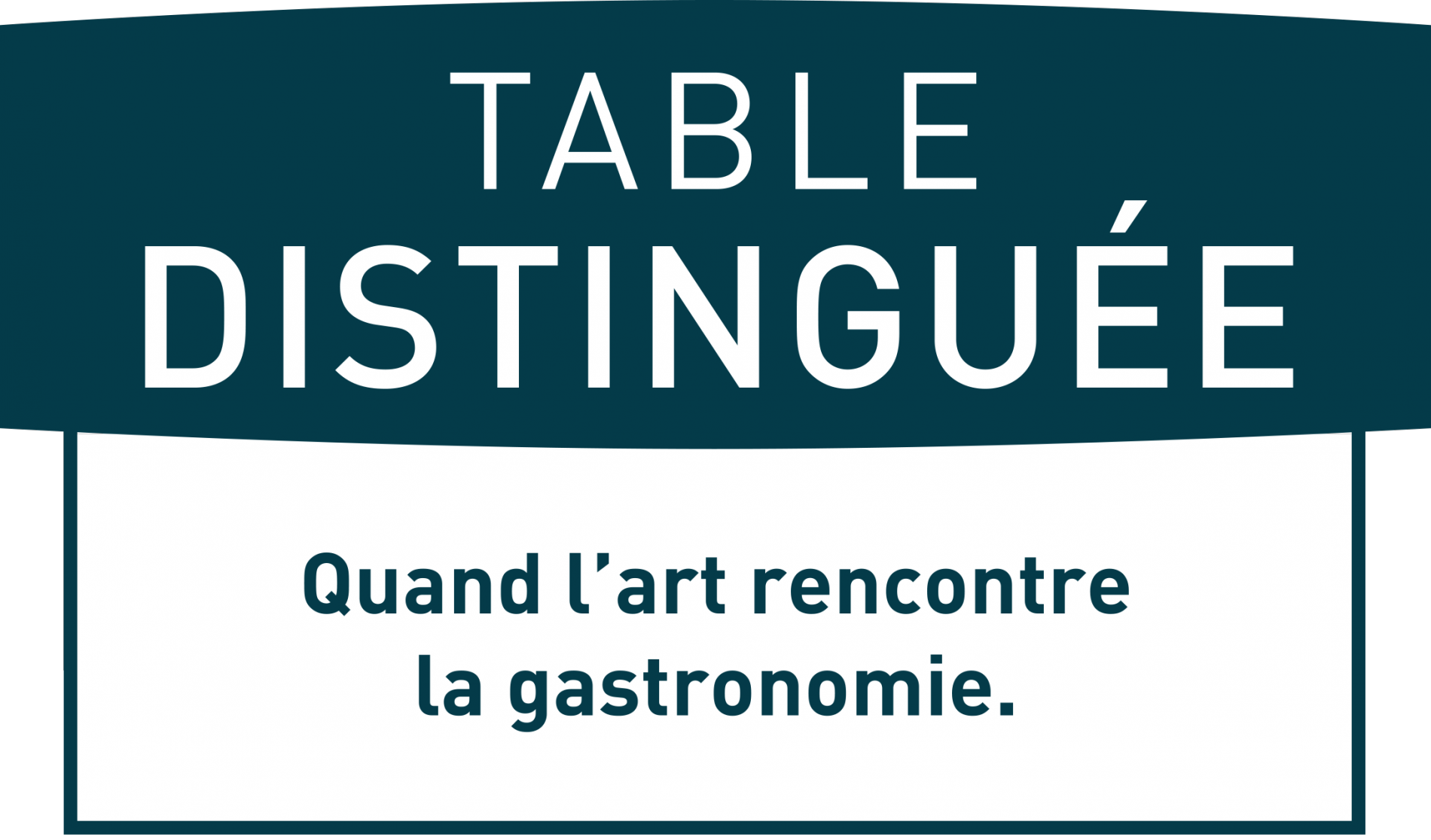 Logo table distinguée Logis hotel Senonches