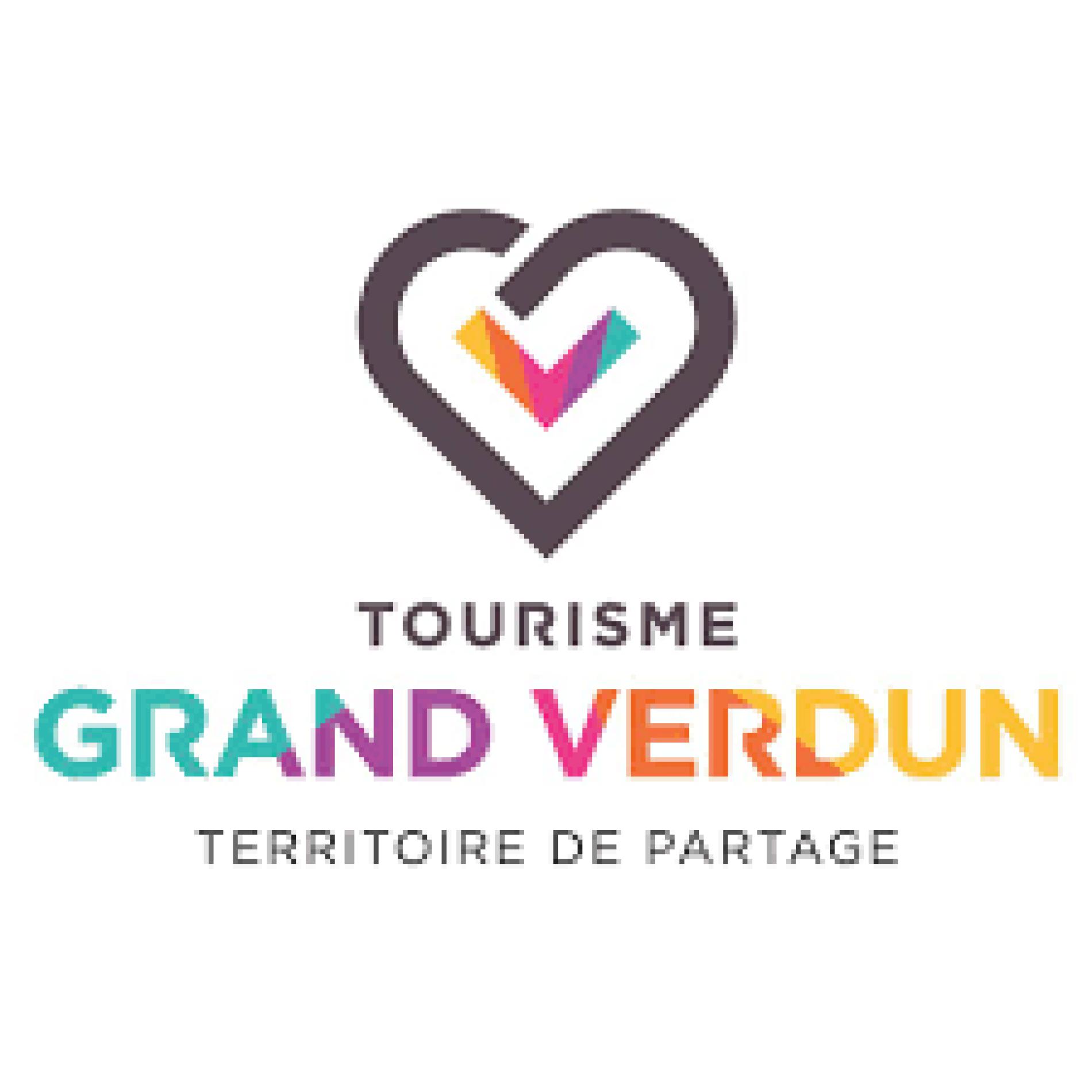 Logo tourisme Grand Verdun