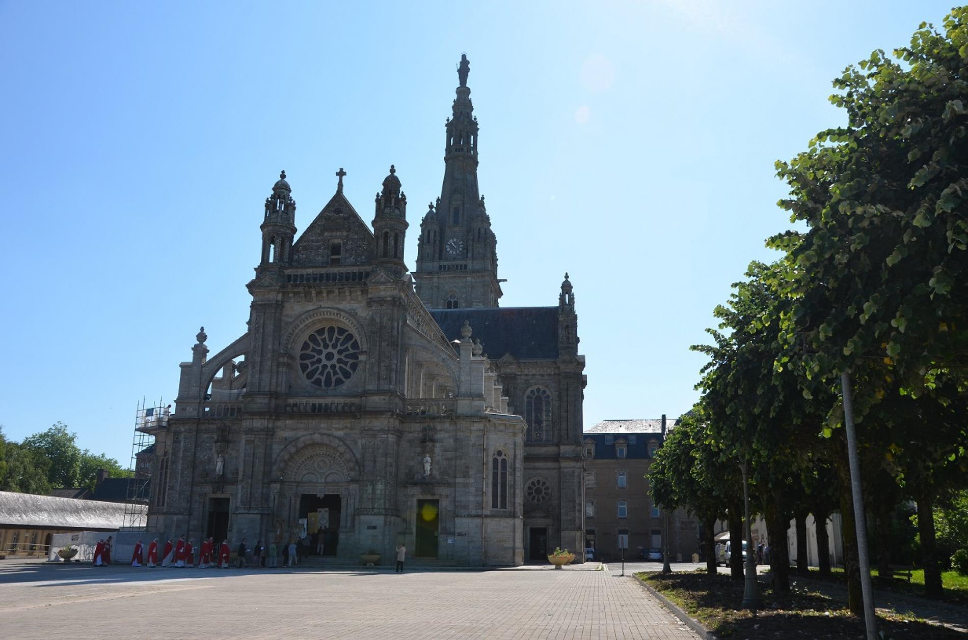 Sanctuaire de Sainte Anne D'Auray
