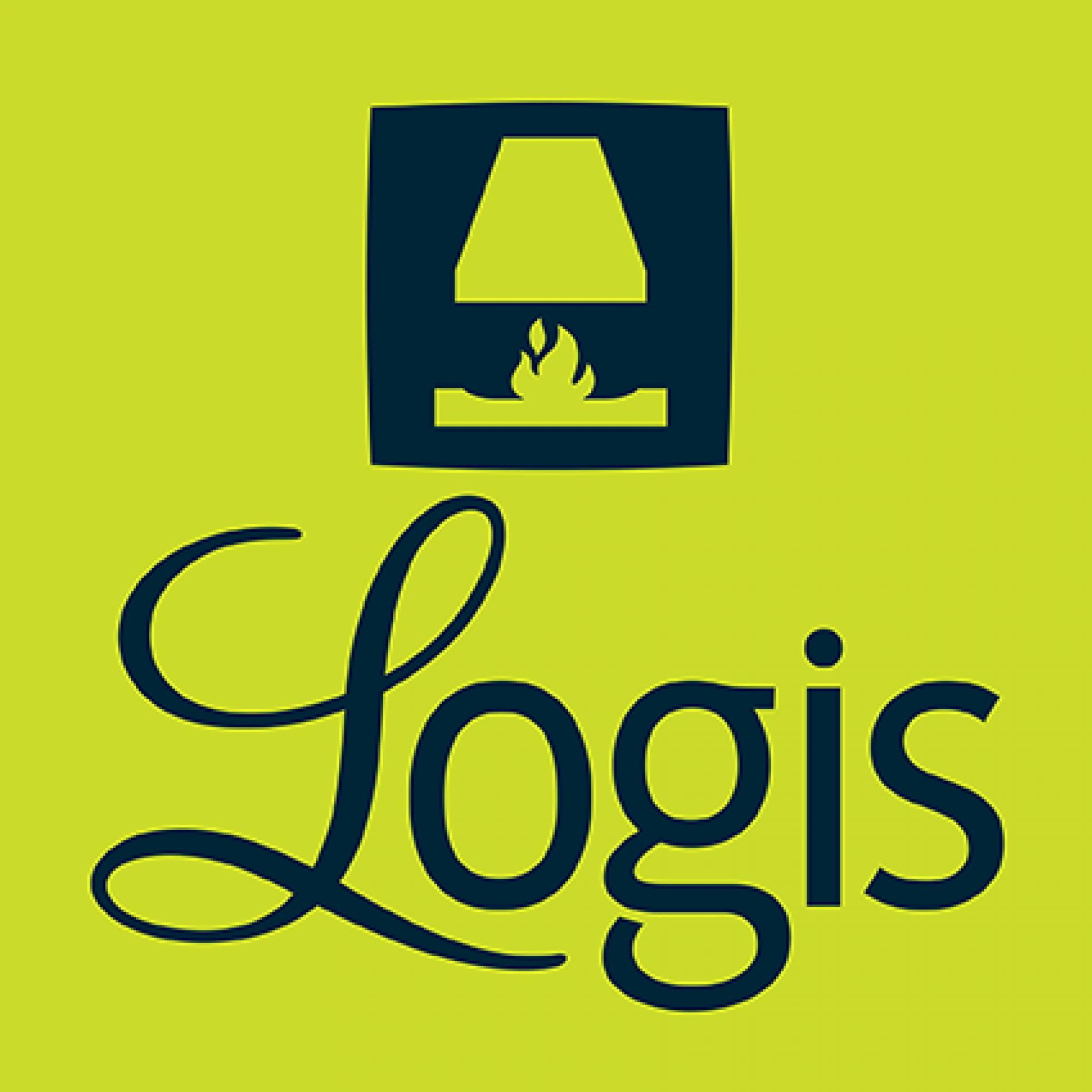 Logo Logis hôtel Auberge du Moulin Marin, Auvergne