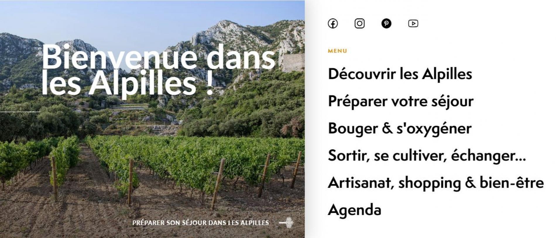 Office du Tourisme de Saint Rémy de Provence