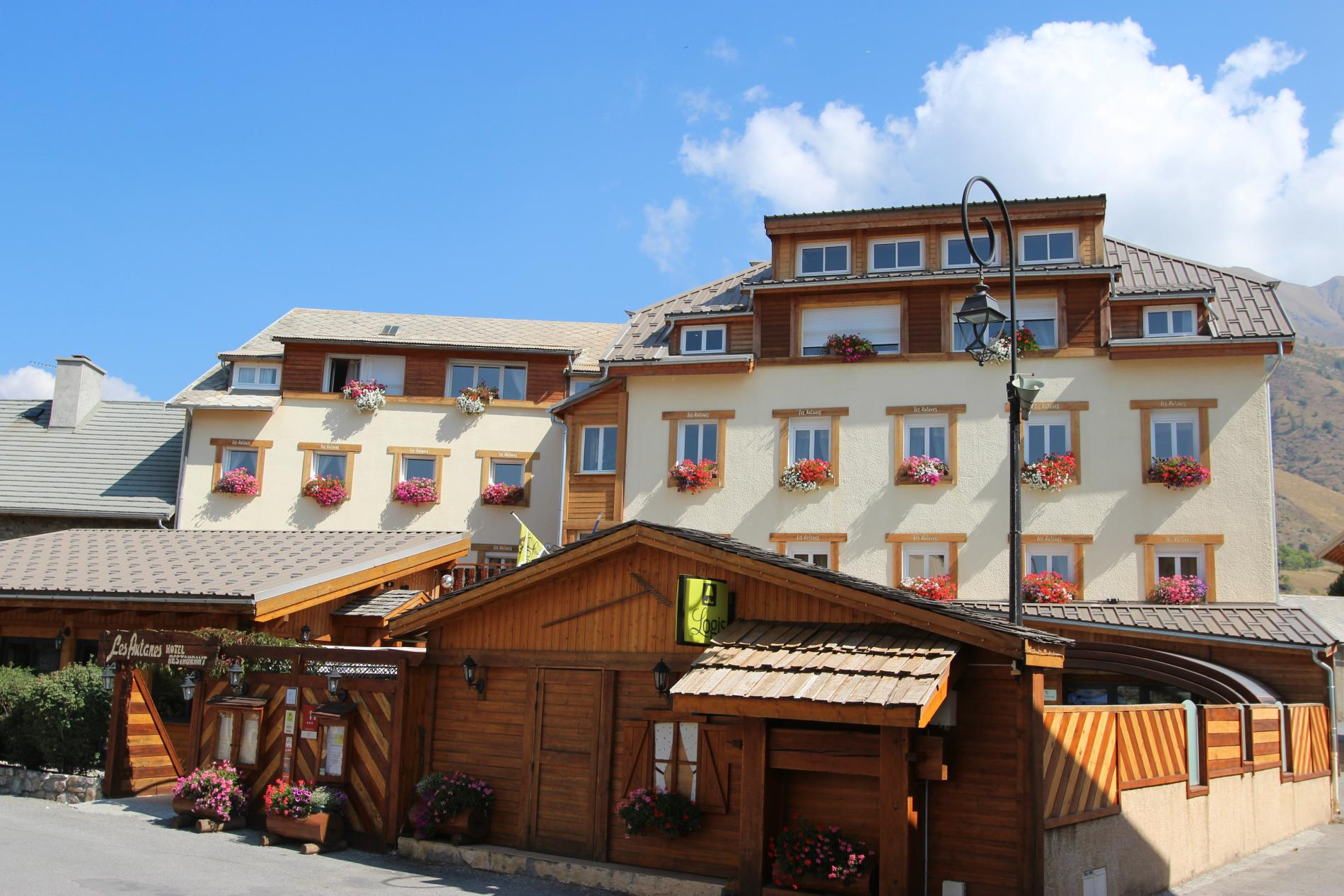 Hotel & Spa in the Hautes Alpes