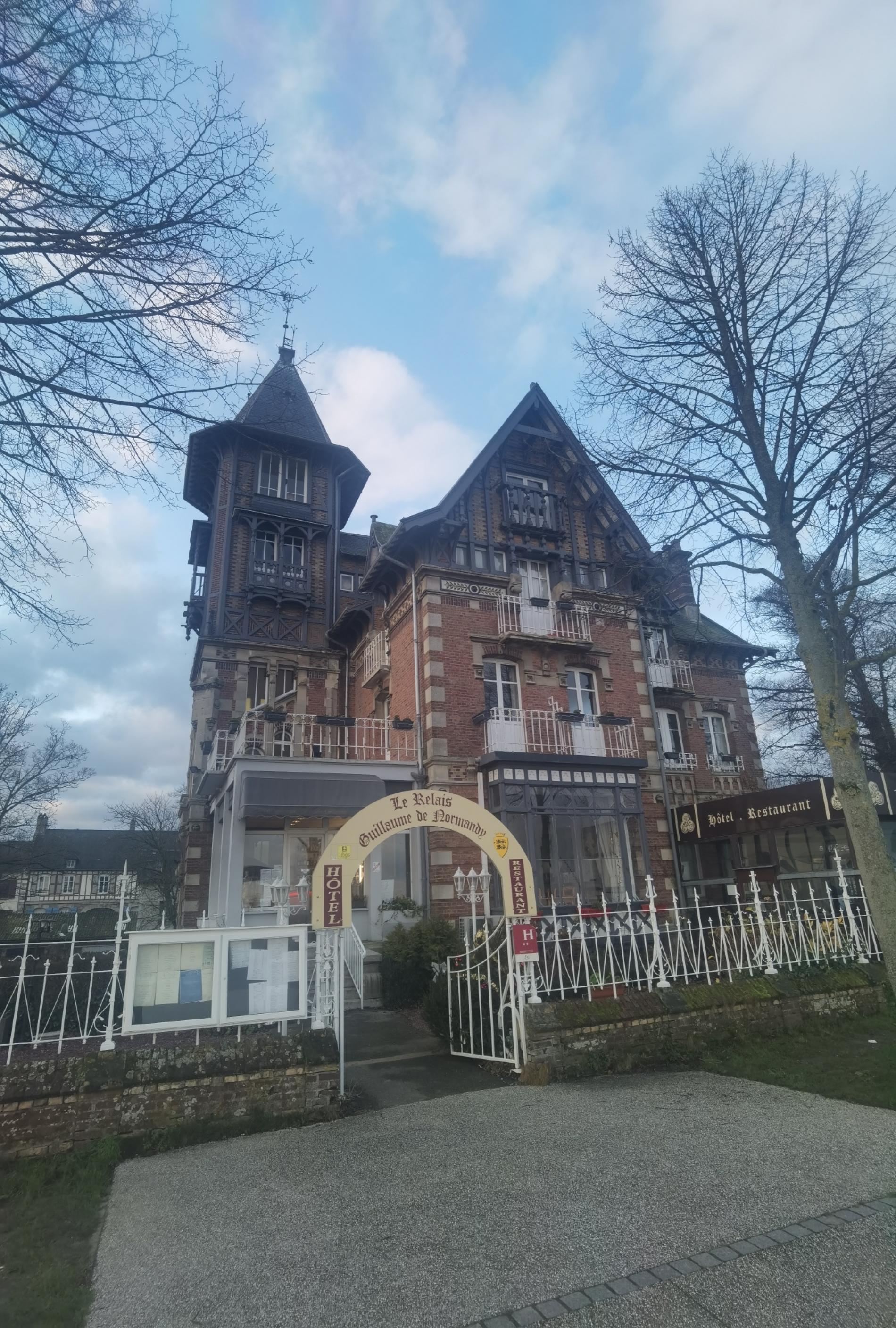 Logis Hôtel le Relais Guillaume de Normandy