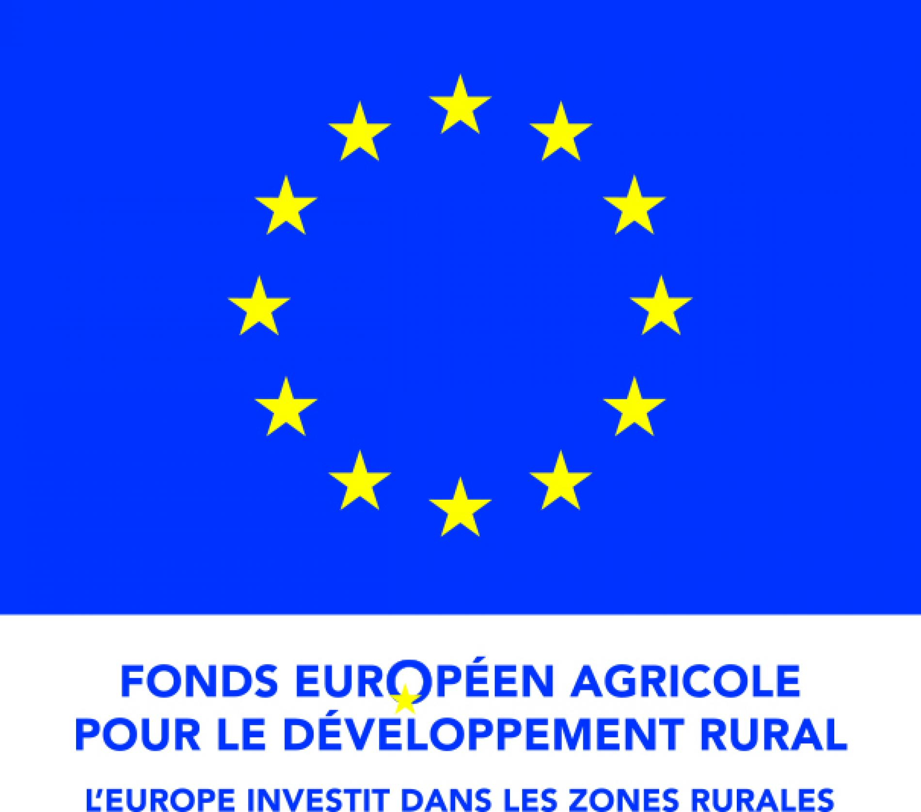 Logo Union Européenne FEADER