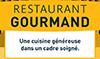 Logo Restaurant Gourmand Logis hôtel Les Autanes à Ancelle, Hautes Alpes