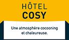 Logo logis hotel Cosy Volcan Sancy en Auvergne