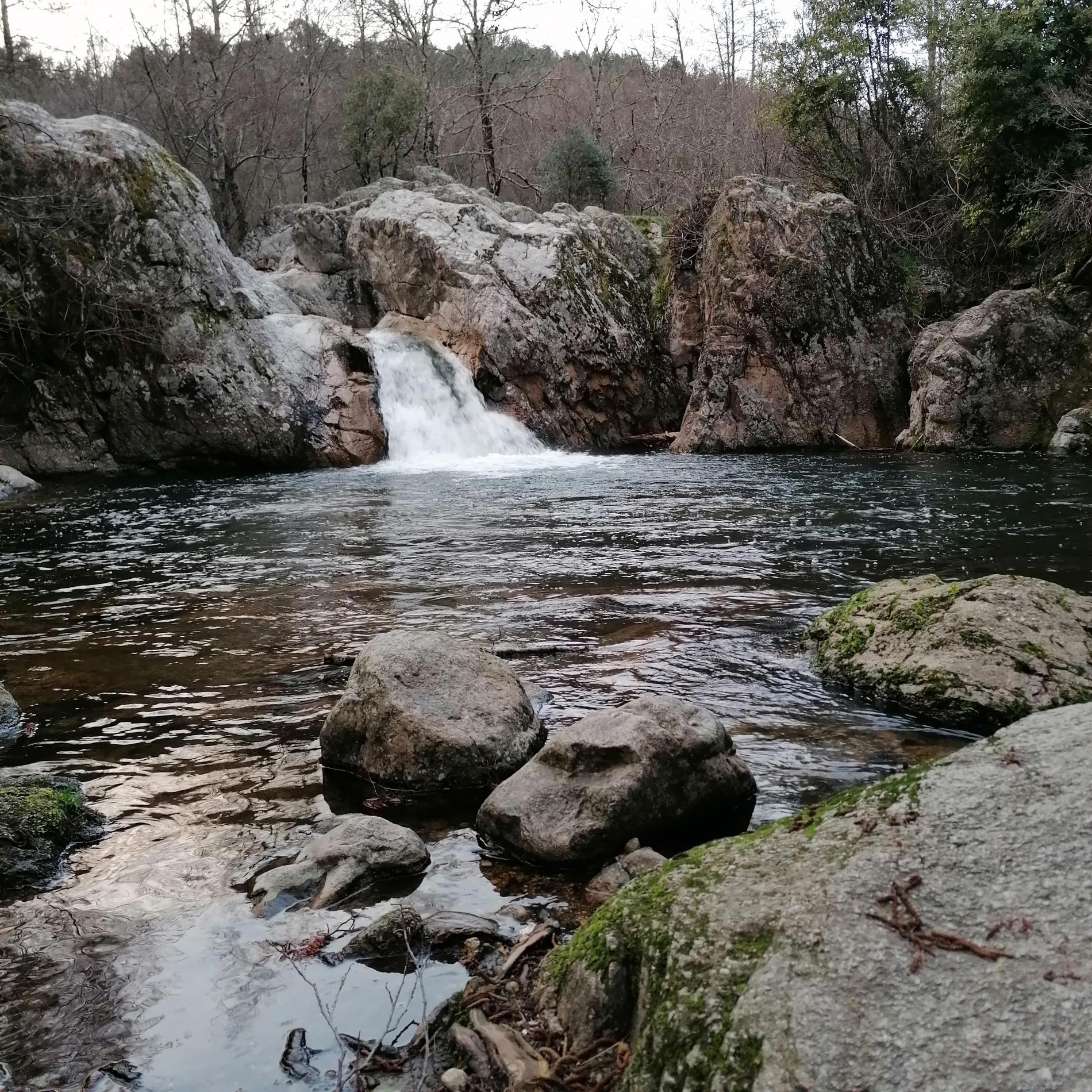 Baignades en Ardèche