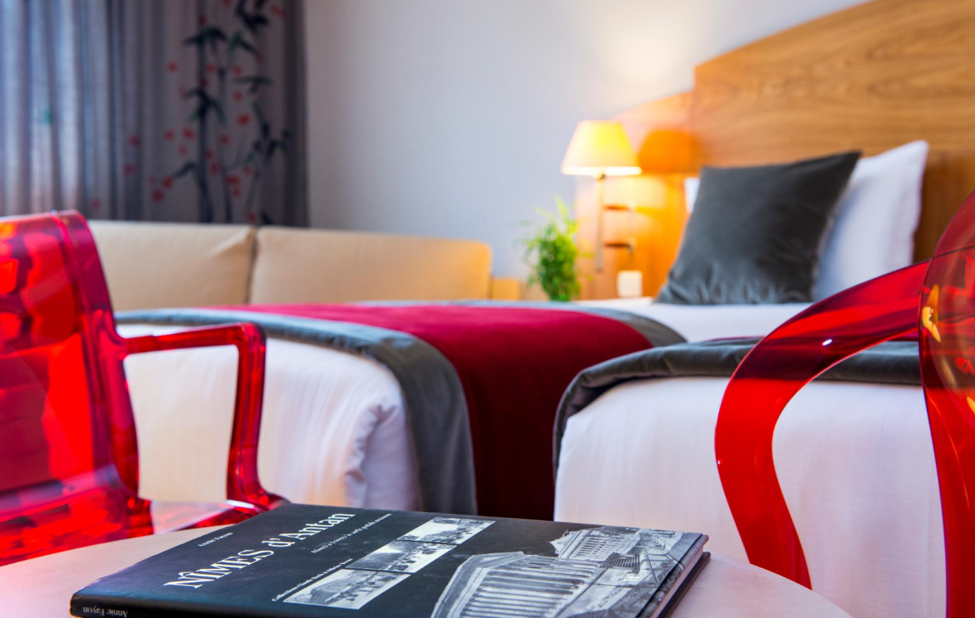 Découvrez Nîmes à l'hôtel C Suites****