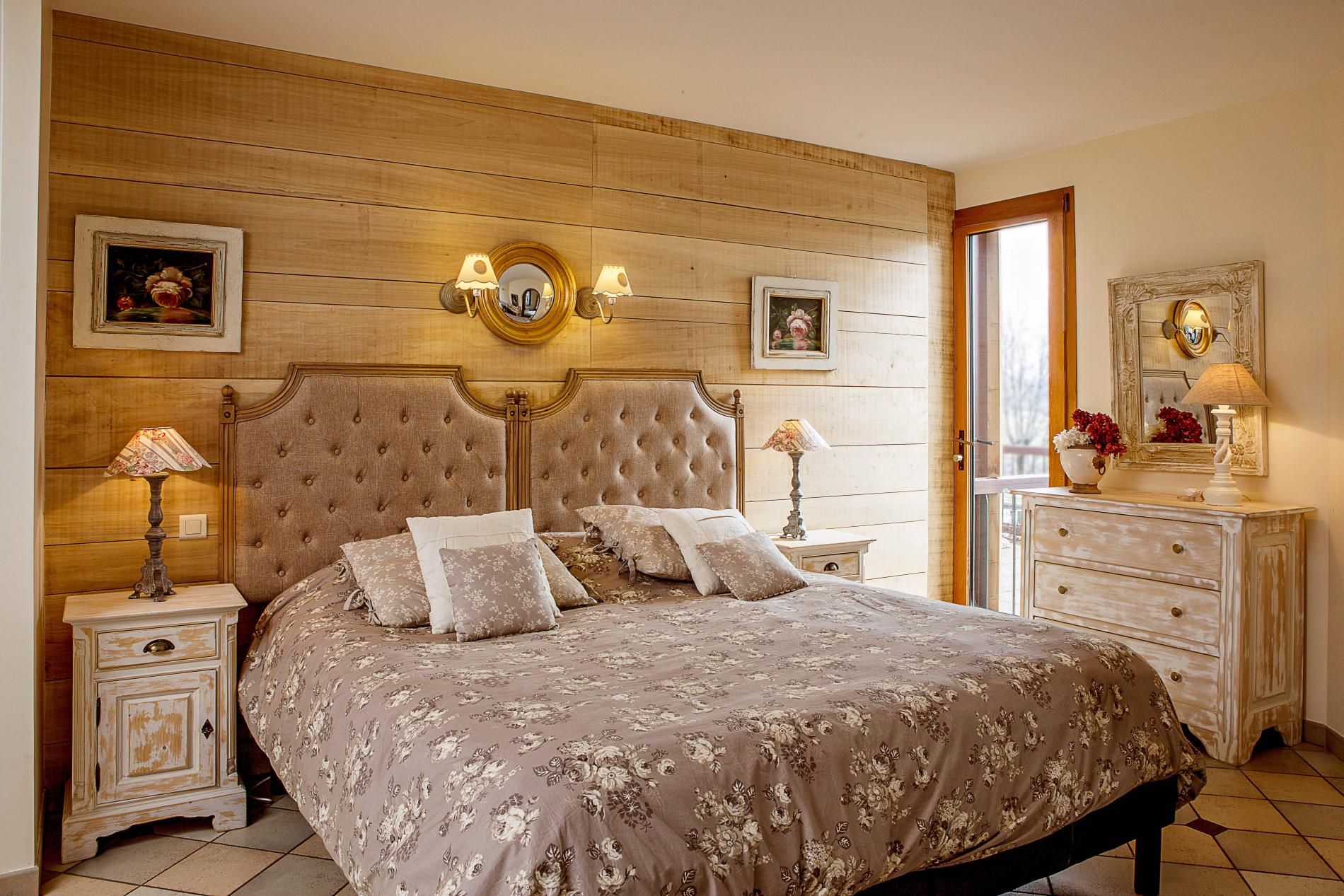 La chambre de votre Appart'Hotel