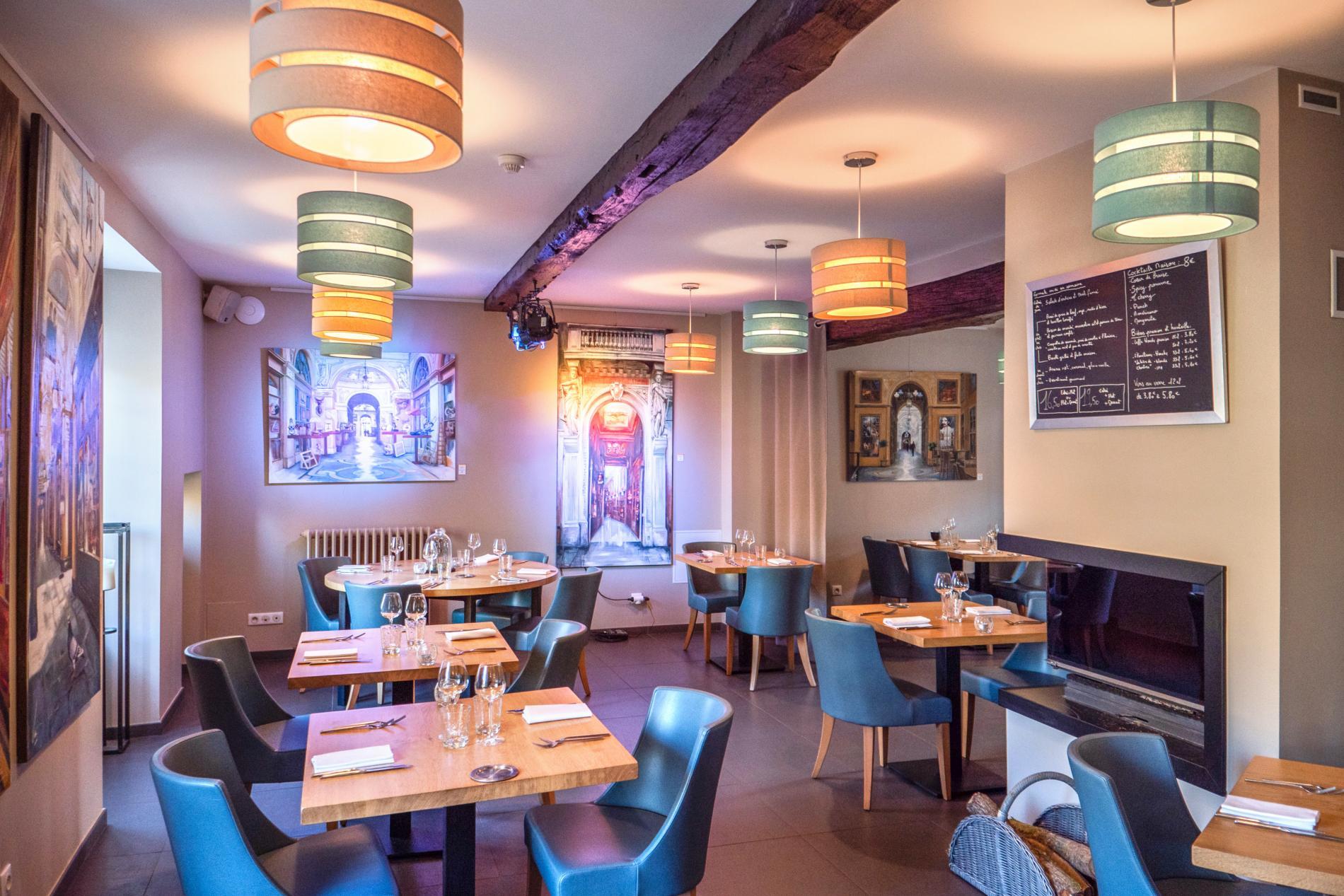 Le restaurant ouvre à partir du 14 juin 2021