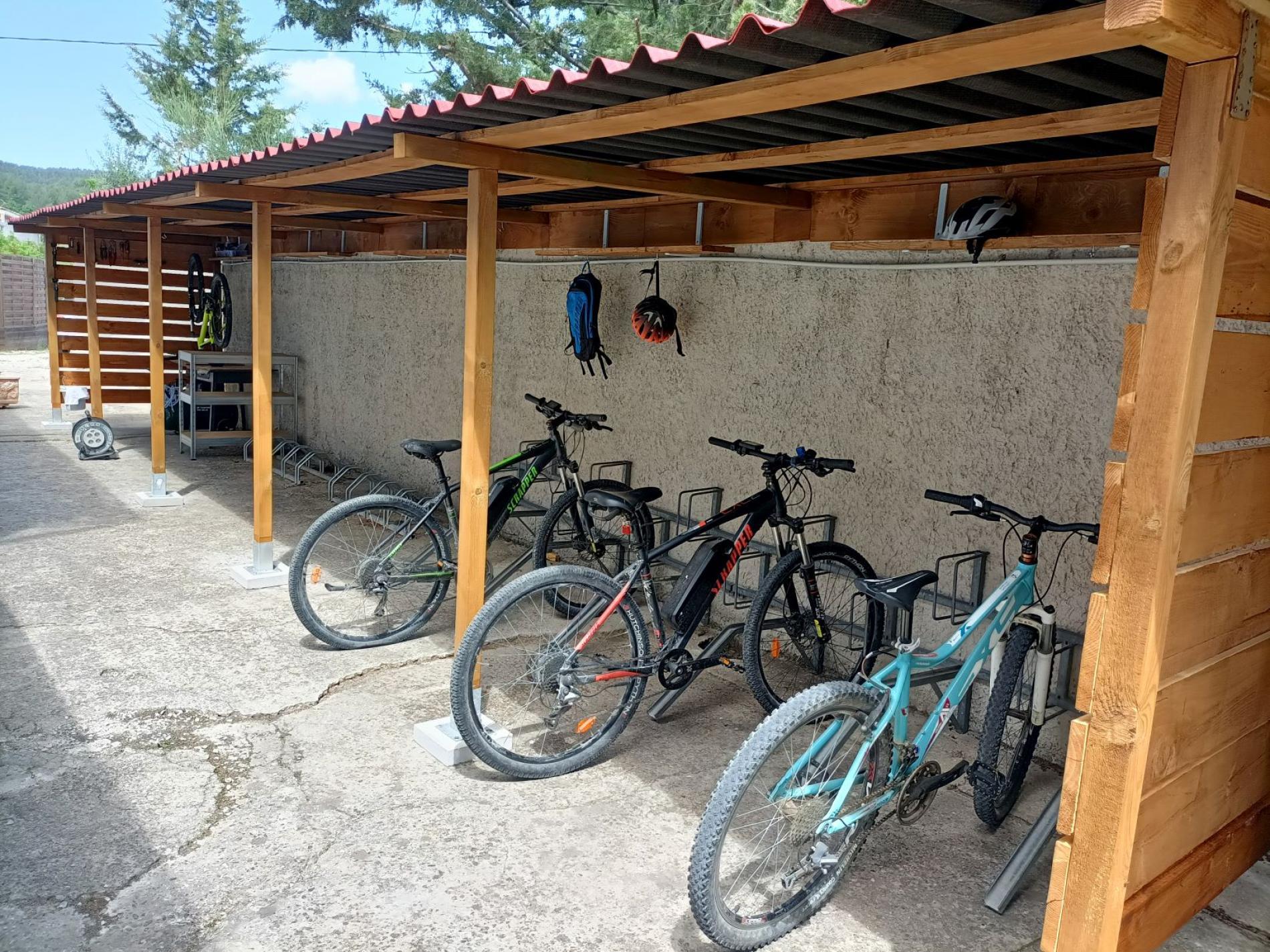 Local à vélo