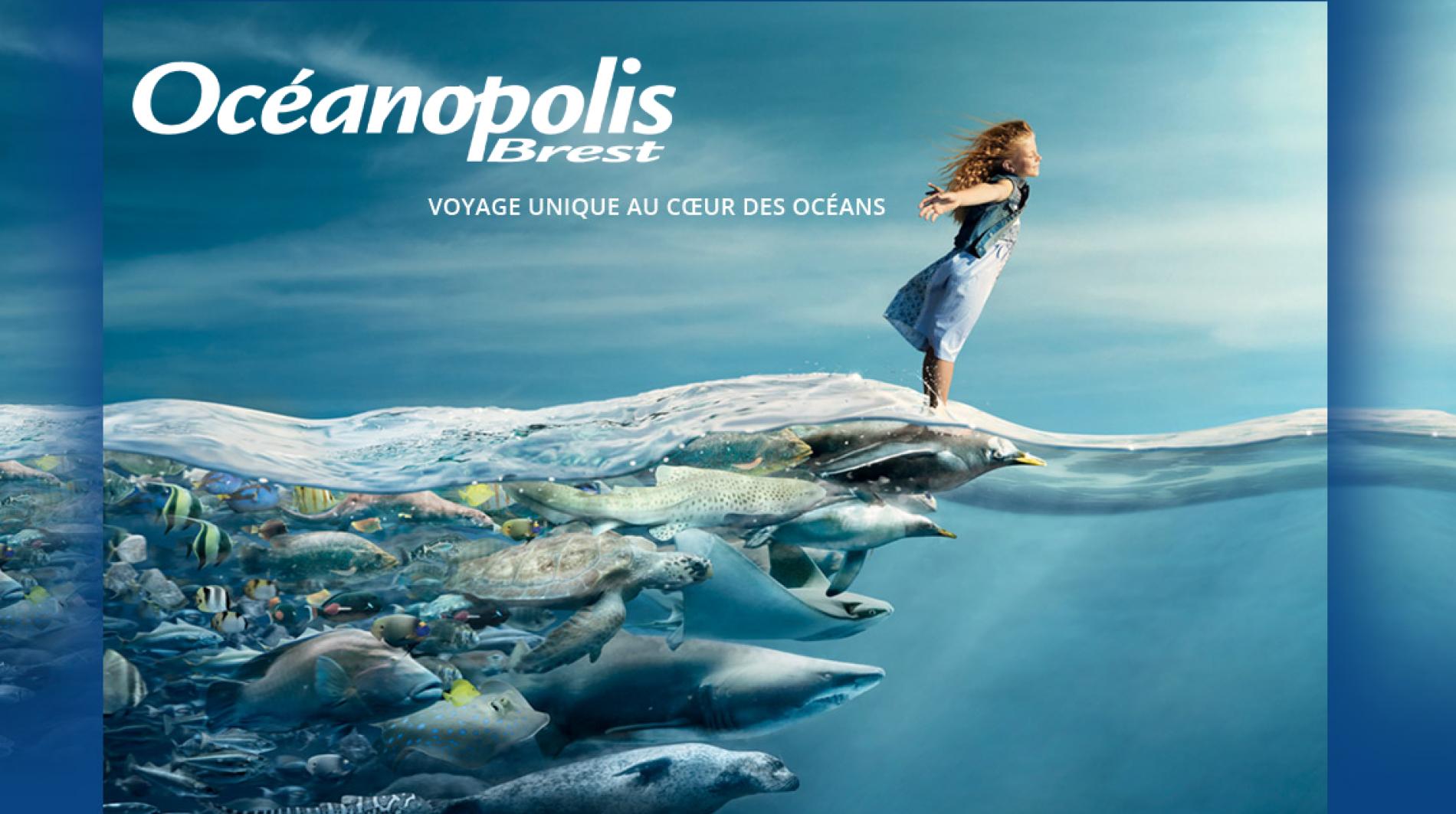 VISITEZ OCEANOPOLIS