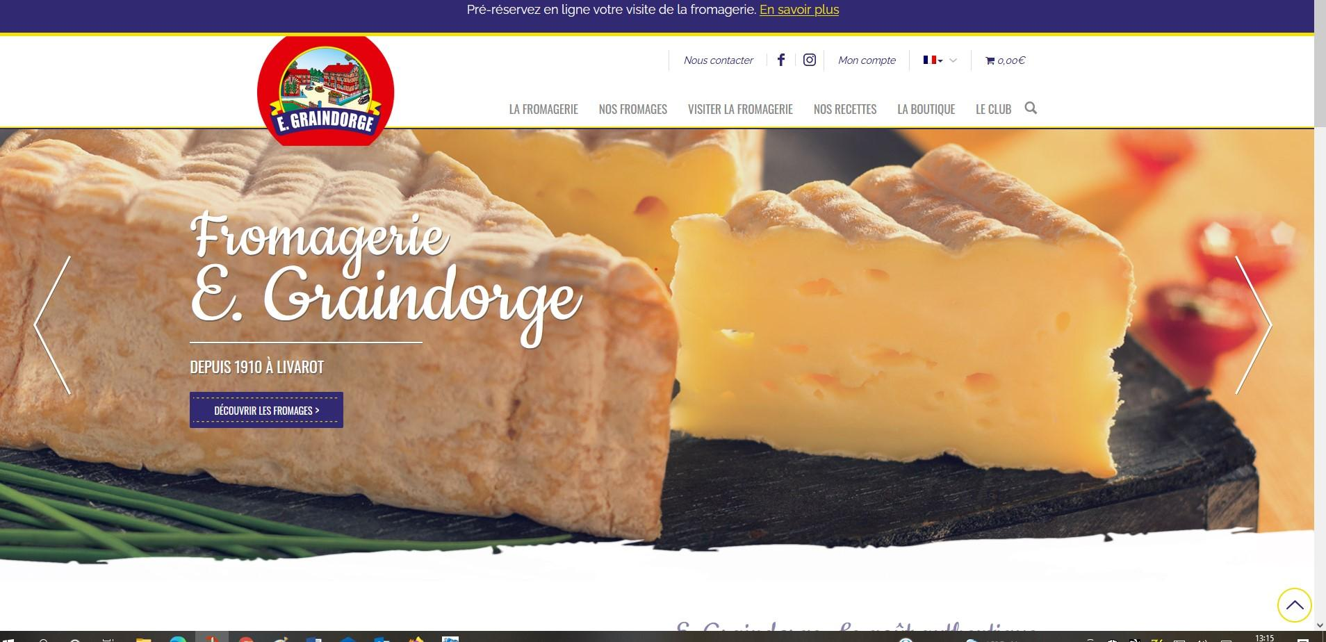 Fromagerie  Graindorge