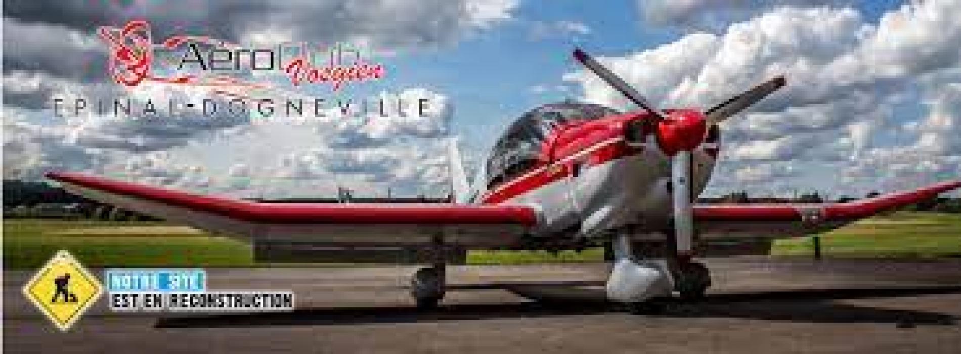 Qui d'entre nous n'a jamais rêvé de s'élever dans les airs, Les Vosges vue du ciel....