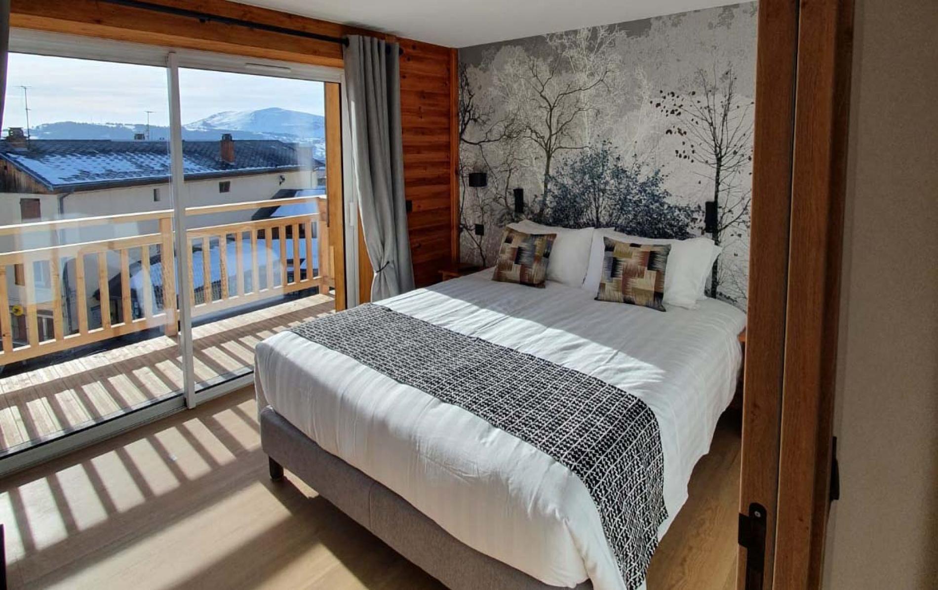 Appartement vue Montagne, Alpes du sud
