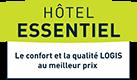 Logis Hotel Le Cheval Blanc Saint Just