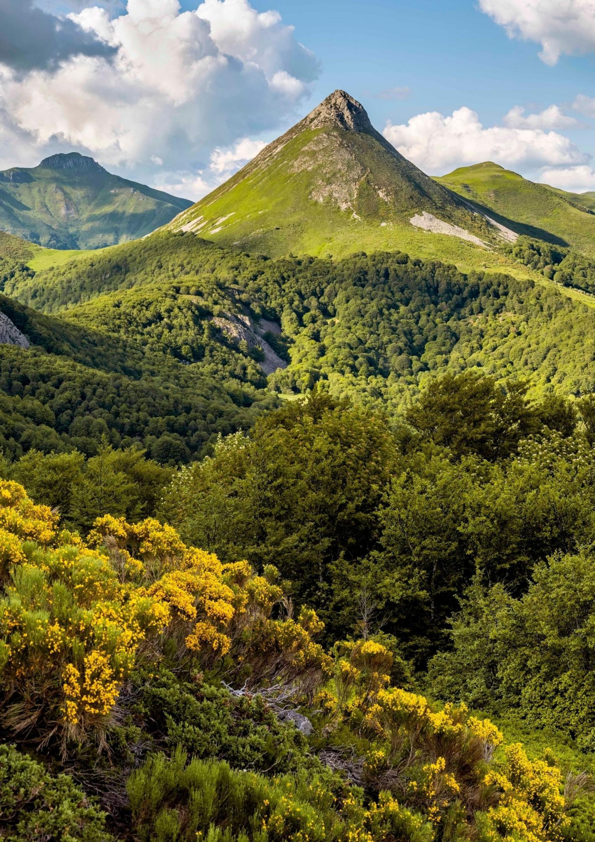 Le Cantal, une superbe région à découvrir à partir des Maisons de Montagnes