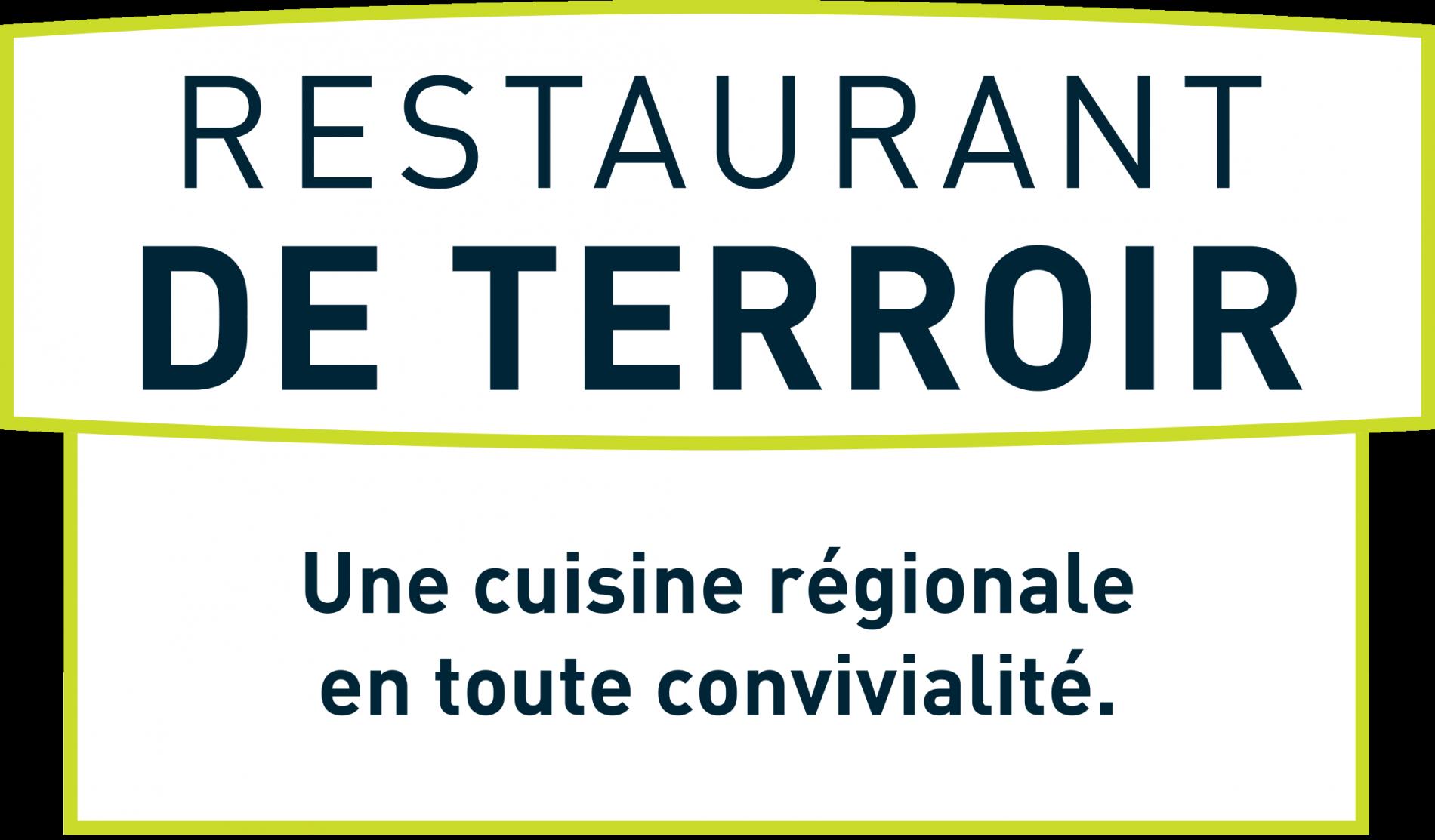 Logo logis restaurant du terroir