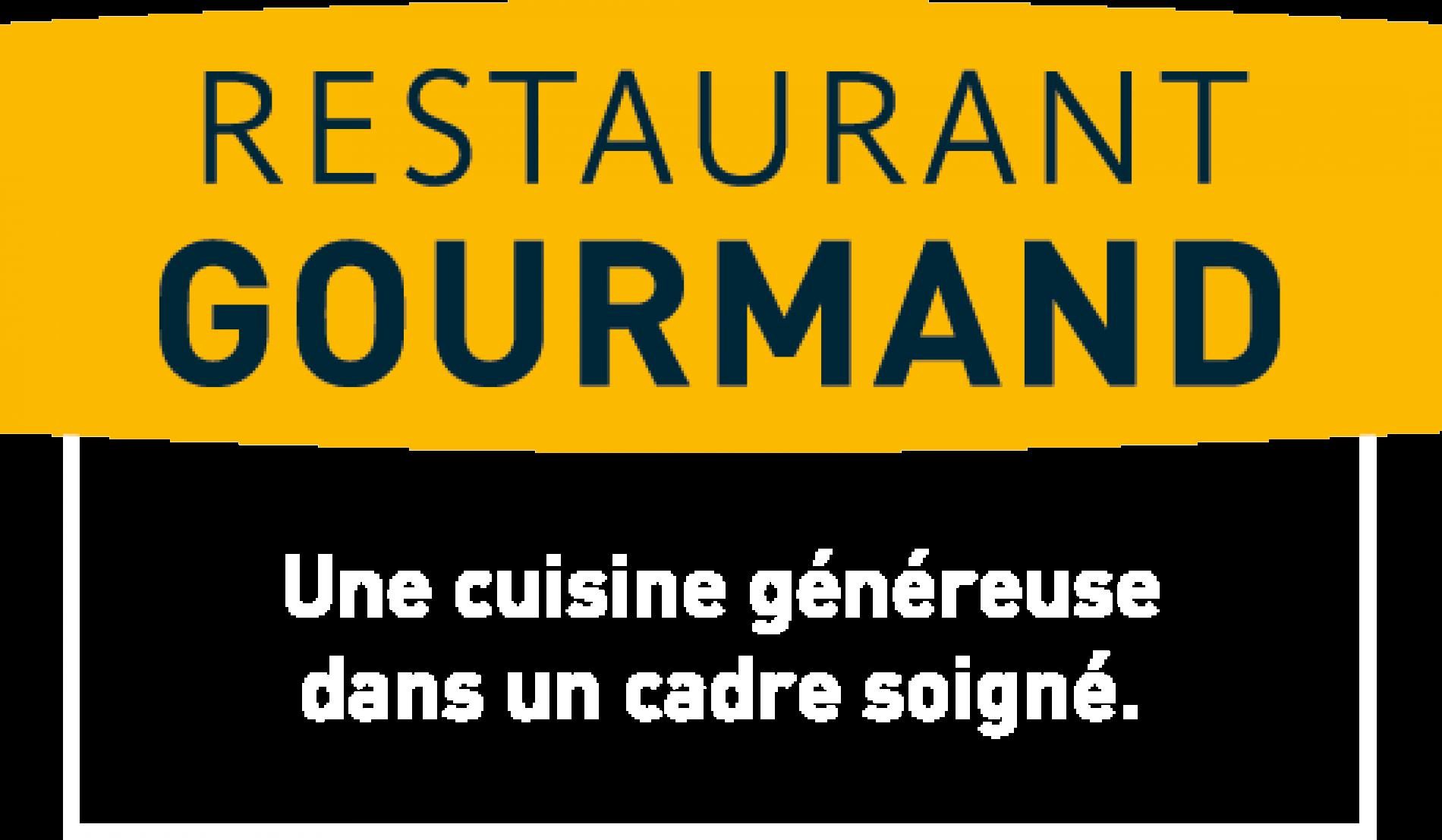 Nouveau logos logis restaurant gourmand