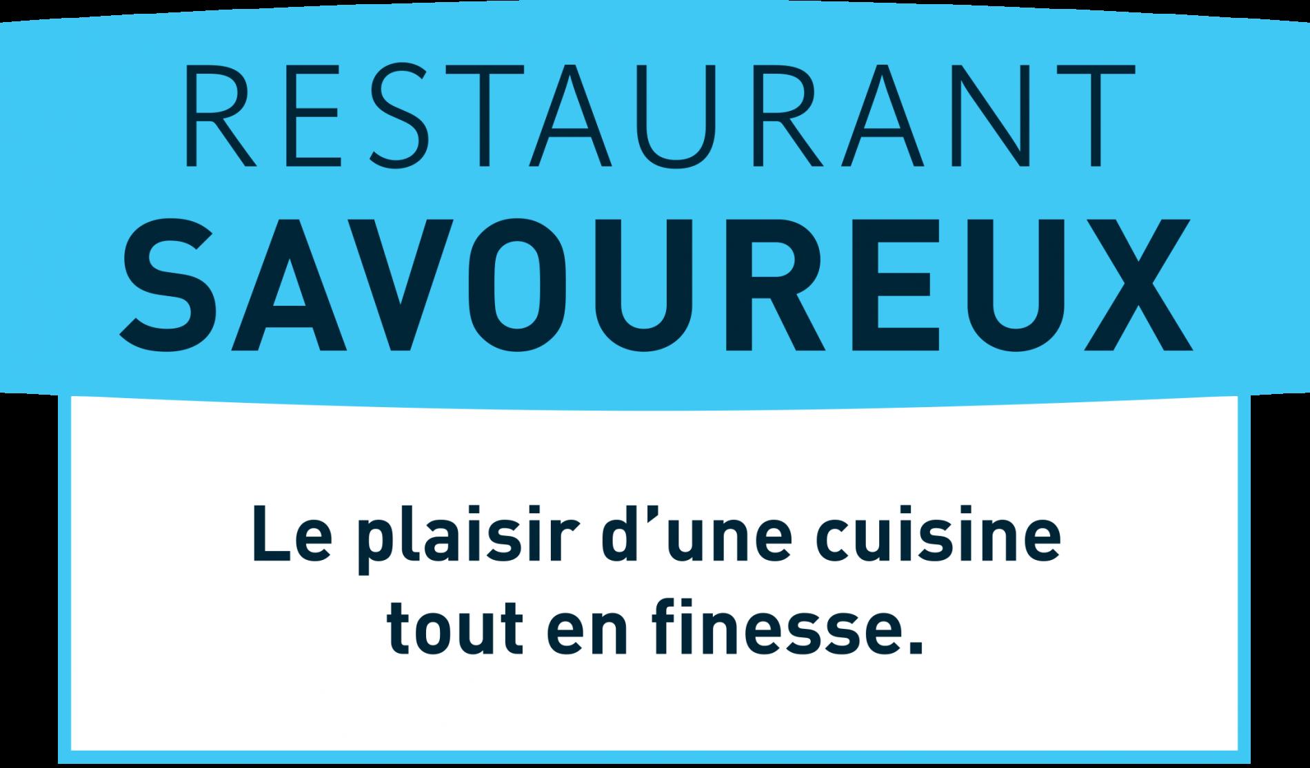 restaurant savoureux