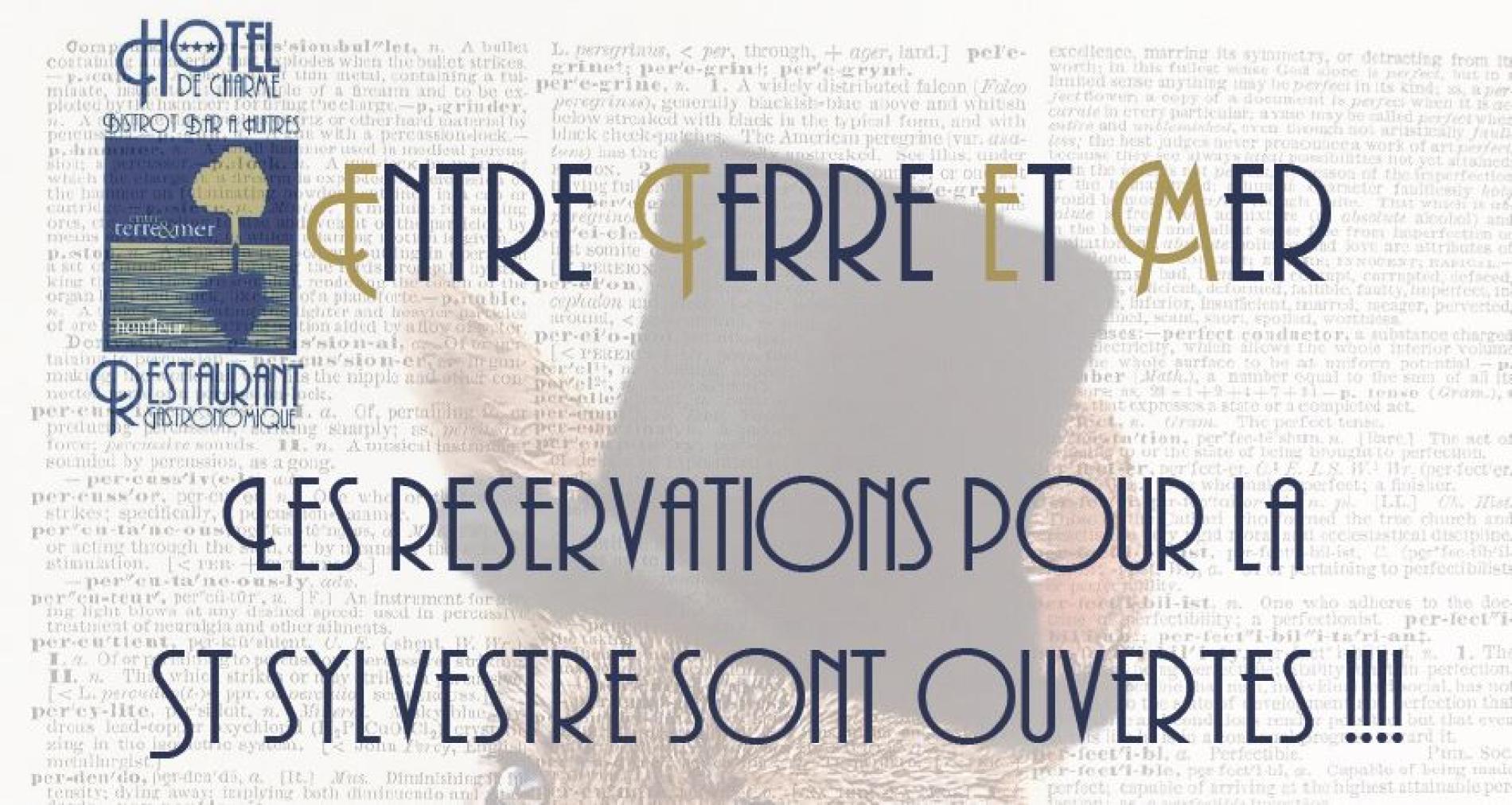 Soirée spéciale - Saint Sylvestre