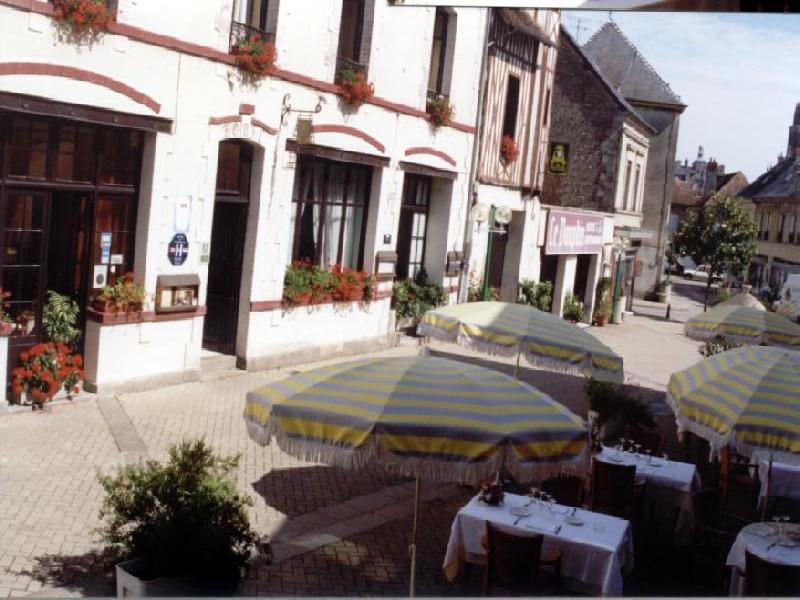 Hôtel - Restaurant le Dauphin