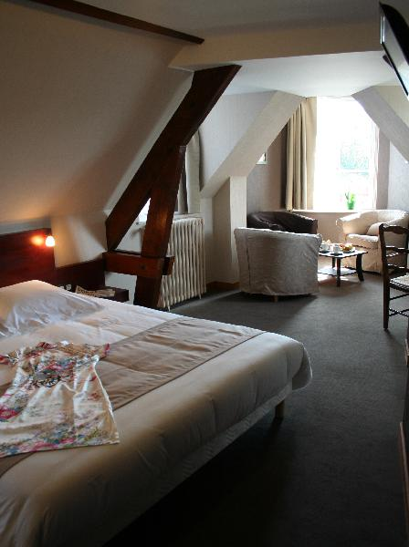 HOTEL LA POTINIERE DU LAC