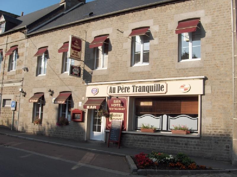 AU PERE TRANQUILLE : hôtel - restaurant - bar - brasserie - traiteur