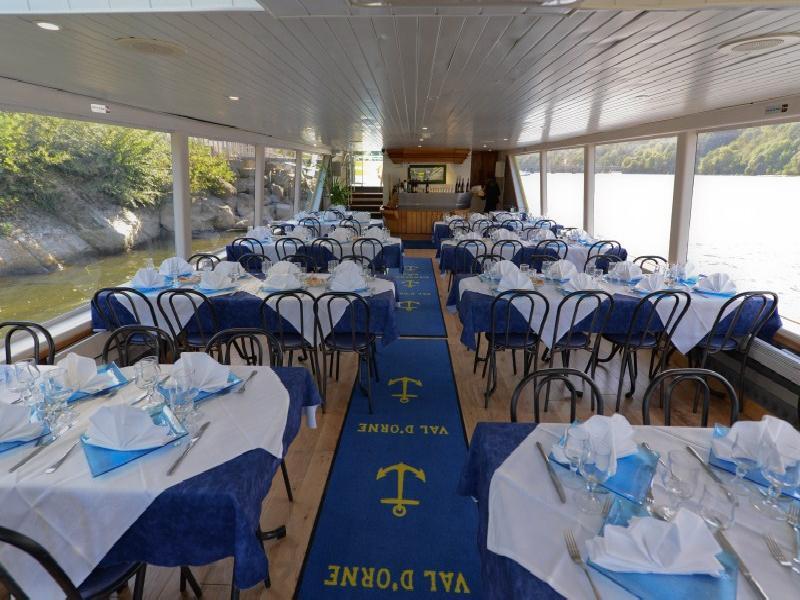 Bateau Restaurant VAL D'ORNE