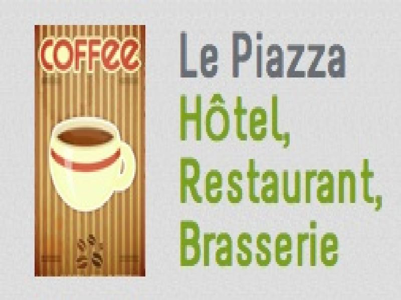LE PIAZZA CAFE : restaurant hôtel