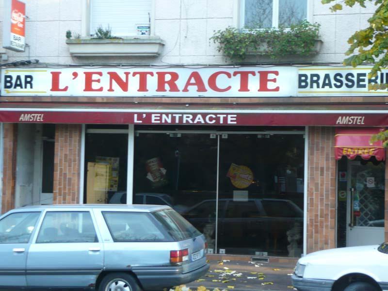 L'ENTRACTE