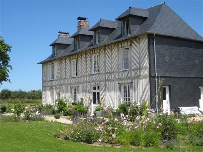 Manoir authentique Normand - Proche de Villers et Houlagte